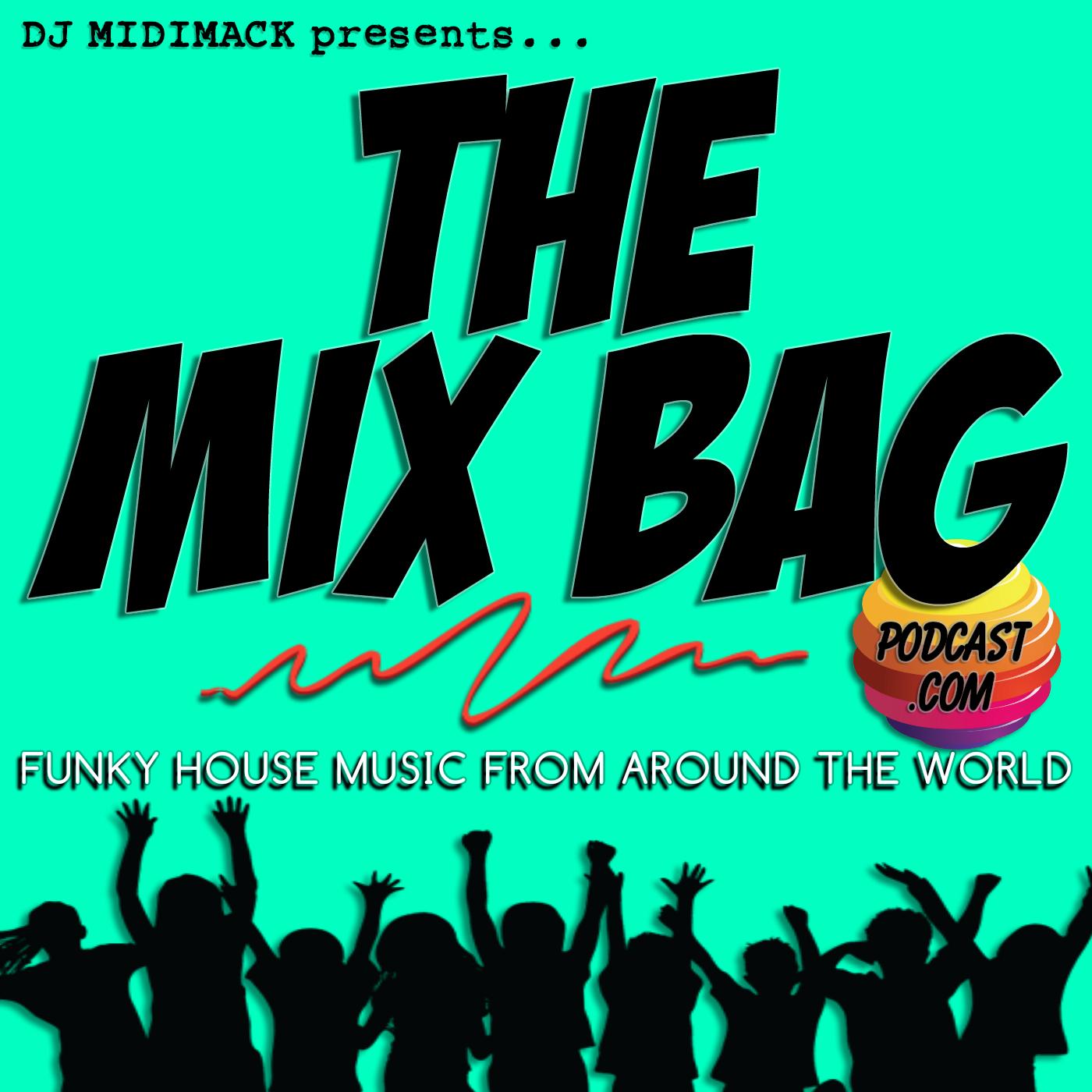 Artwork for podcast The Mix Bag Podcast