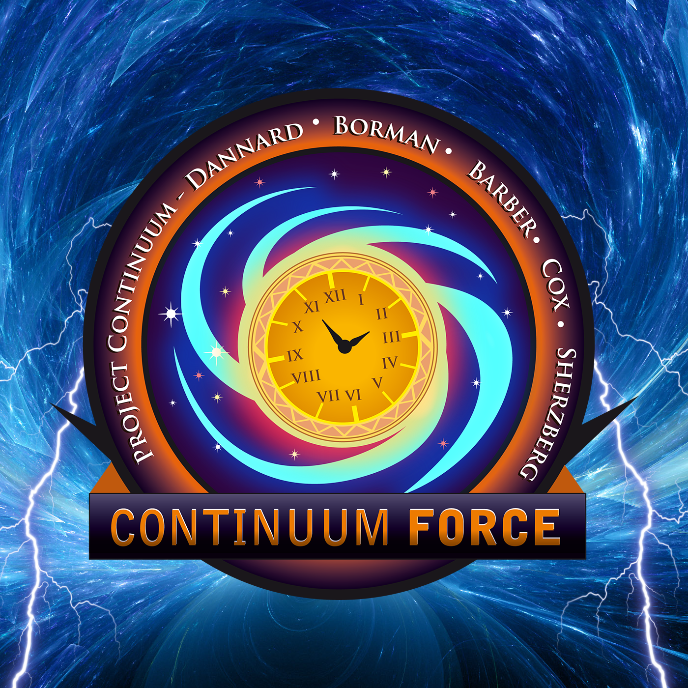 """Continuum Force"" Podcast"