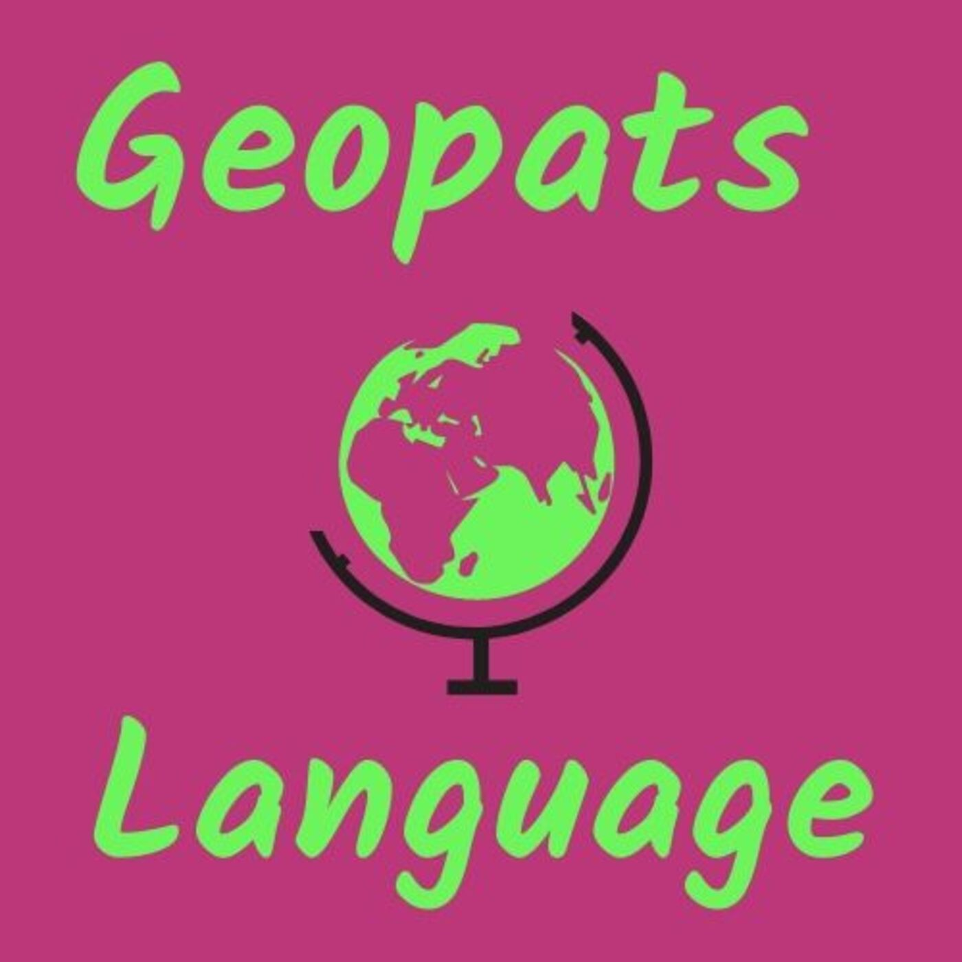 Show artwork for Geopats Language