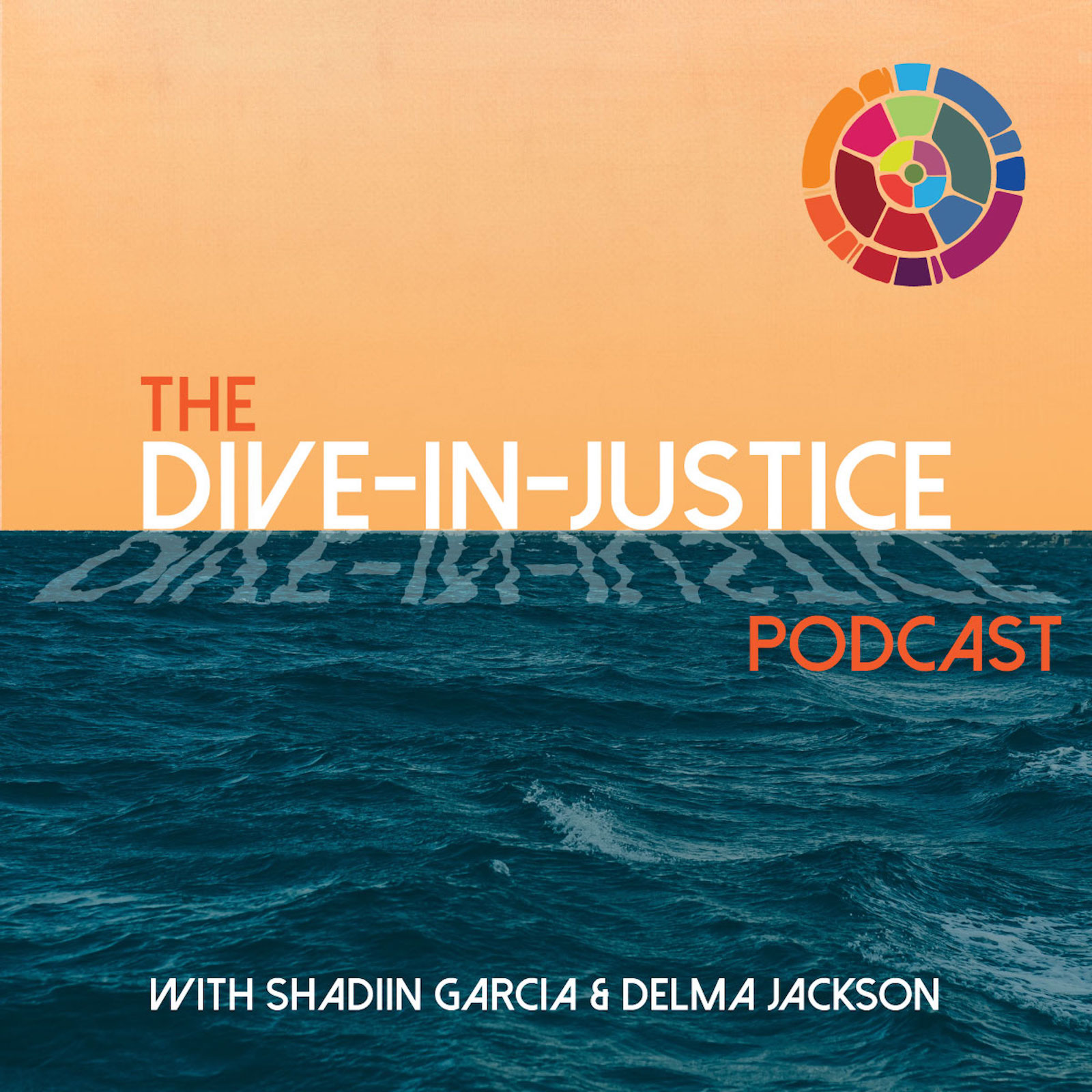 Artwork for podcast Dive-In-Justice