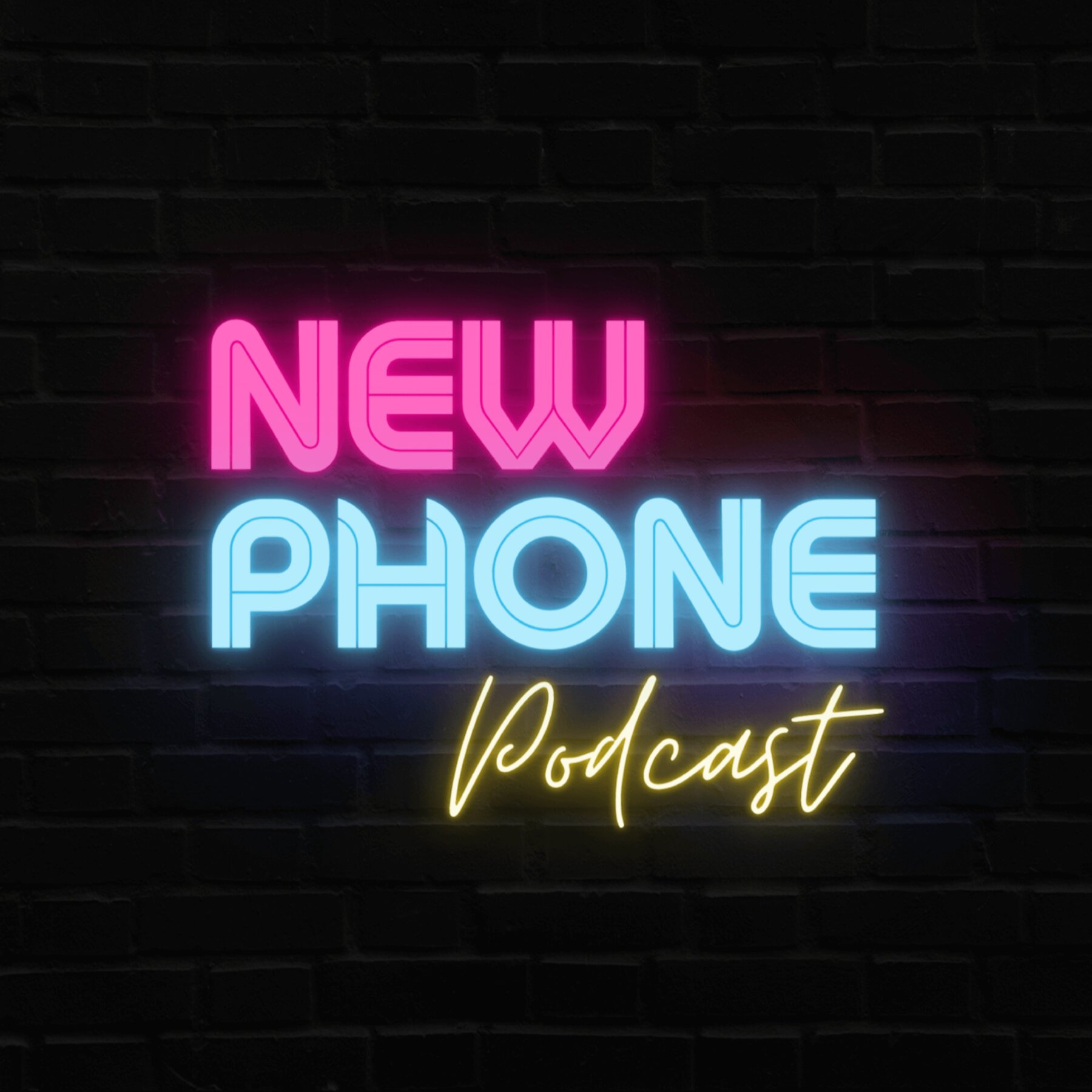 Show artwork for New Phone