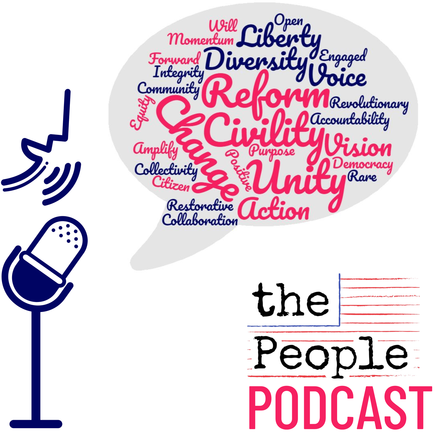 Show artwork for The People Podcast