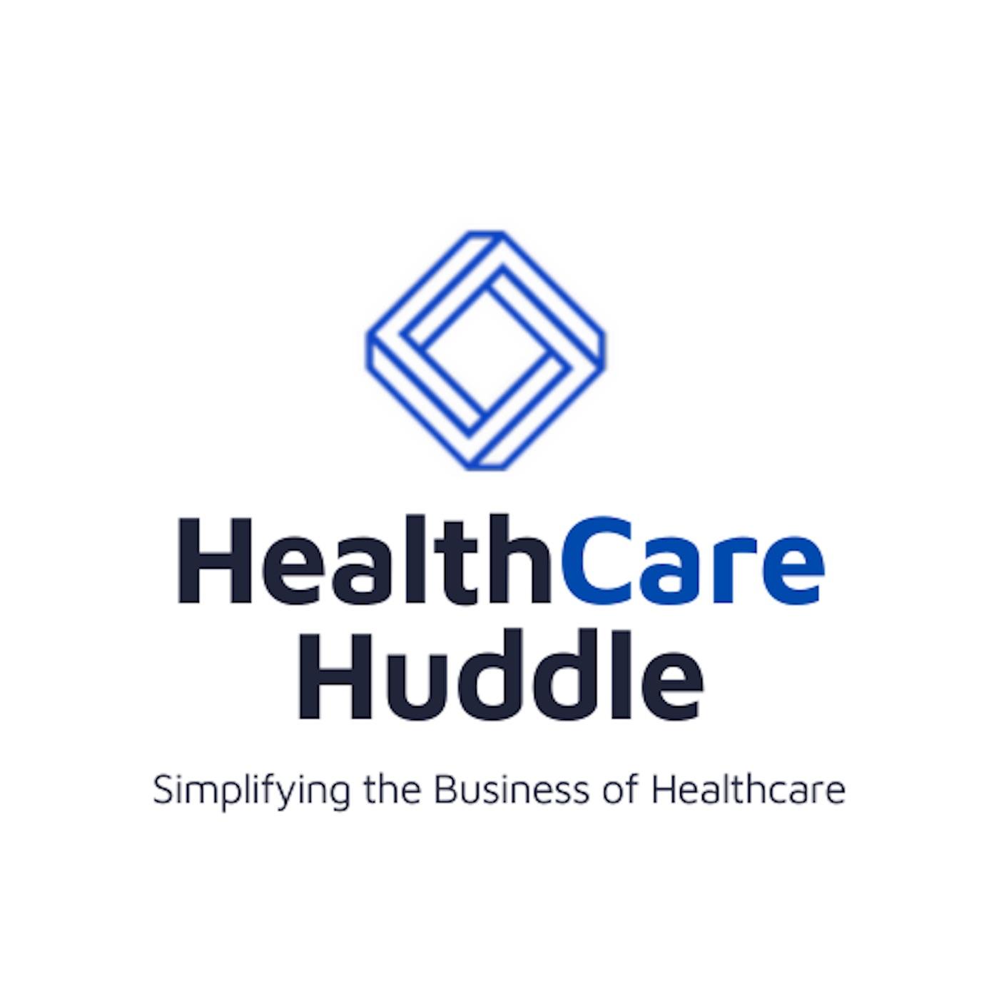 Artwork for podcast HealthCare Huddle