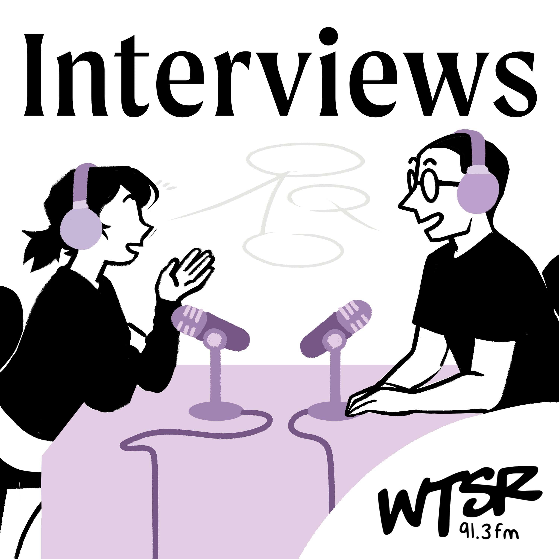 Artwork for podcast WTSR Interviews