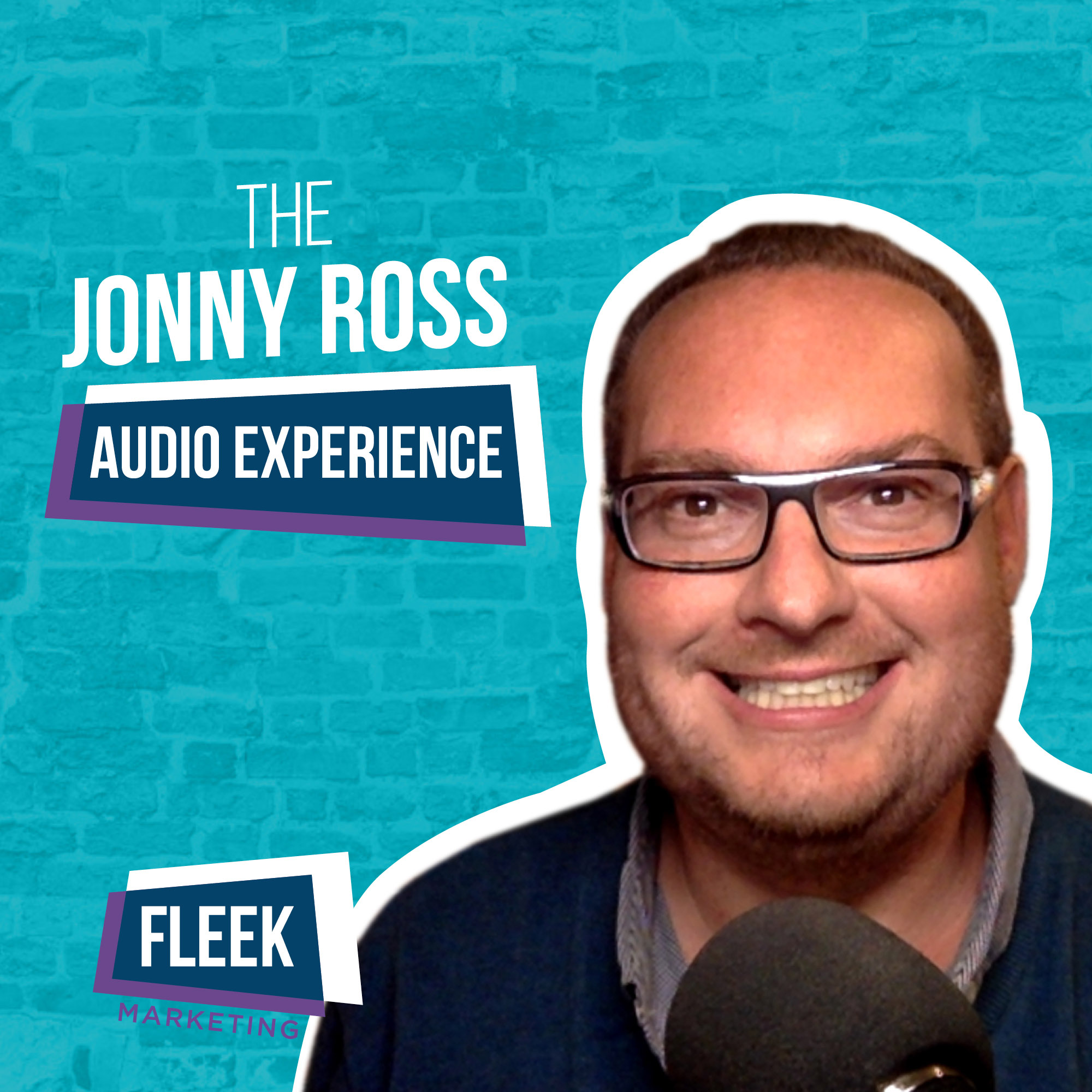 Show artwork for The Jonny Ross Audio Experience