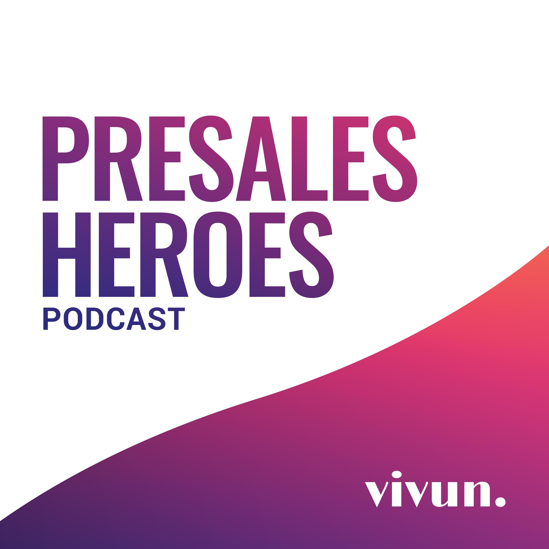 Artwork for podcast PreSales Heroes
