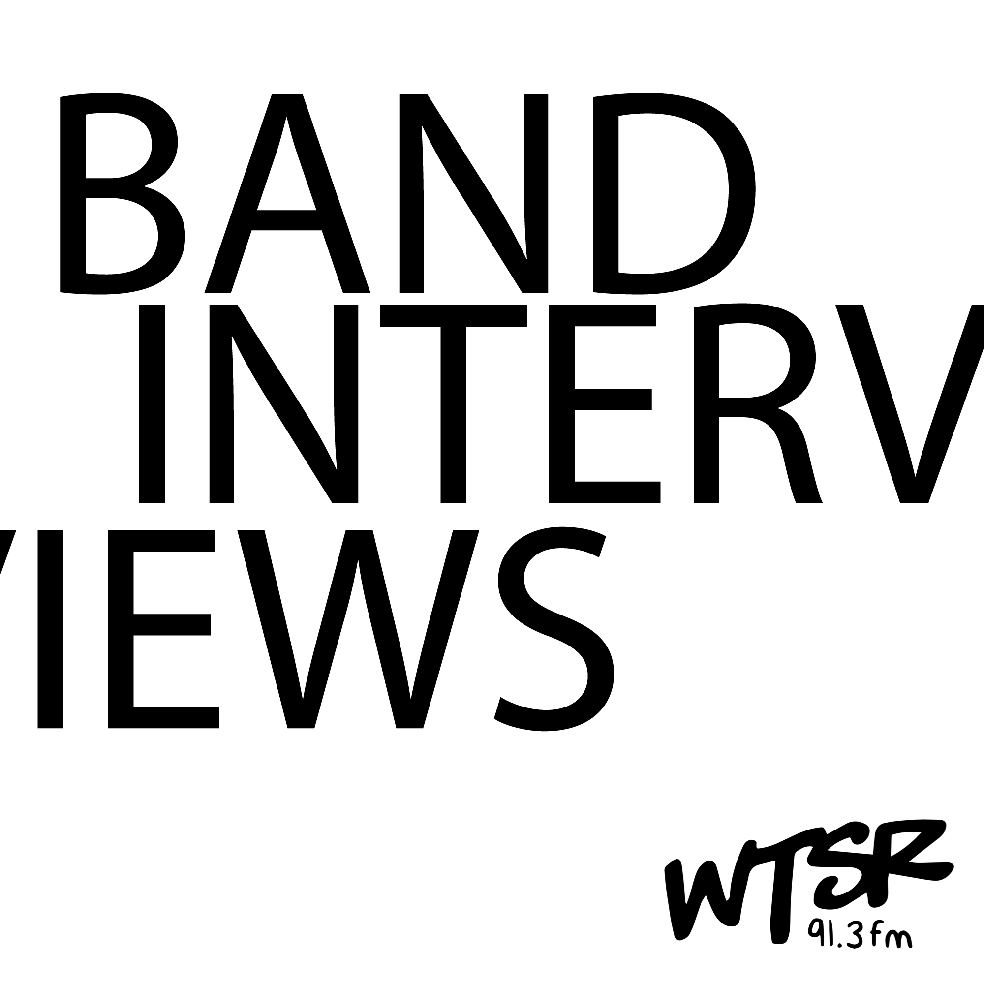 Artwork for podcast WTSR Band Interviews