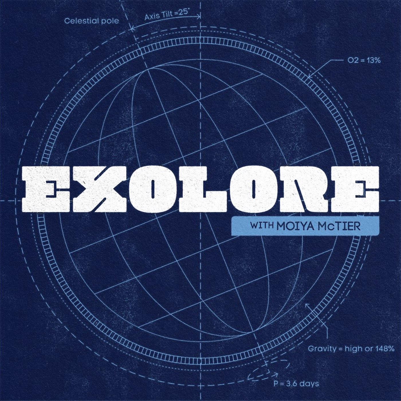 Show artwork for Exolore: facts-based fictional worldbuilding