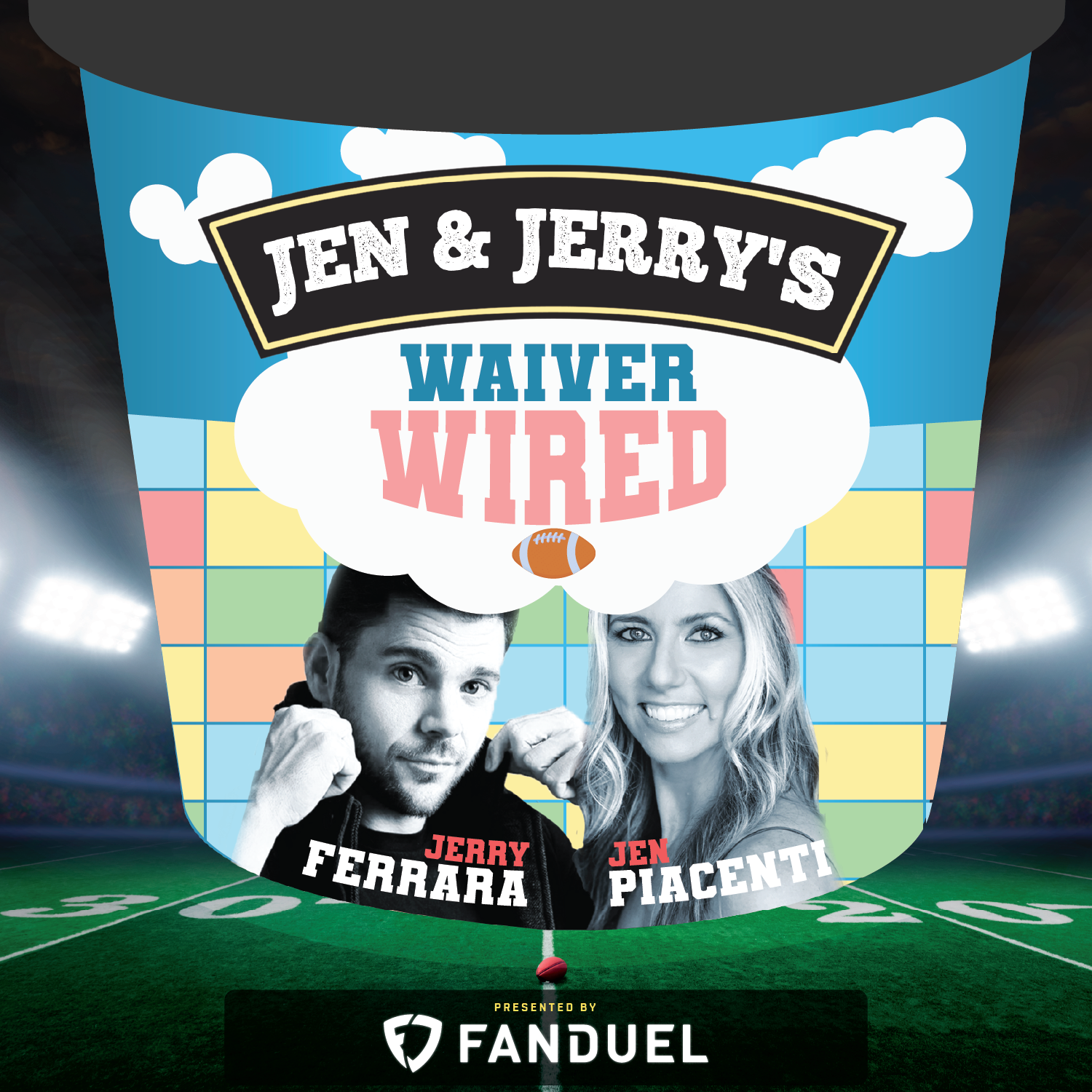 Artwork for podcast Waiver Wired