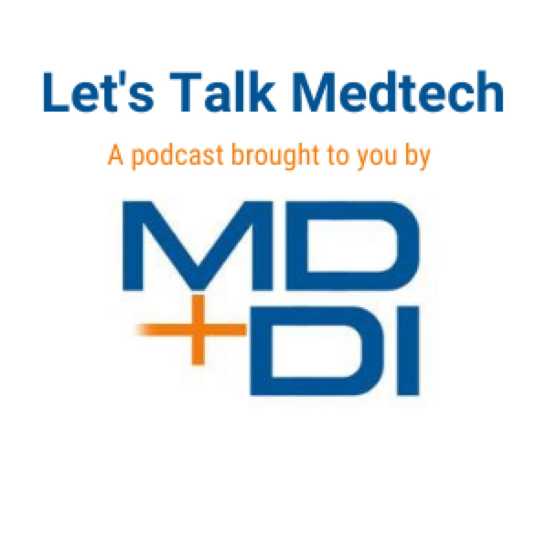 Artwork for podcast Let's Talk Medtech