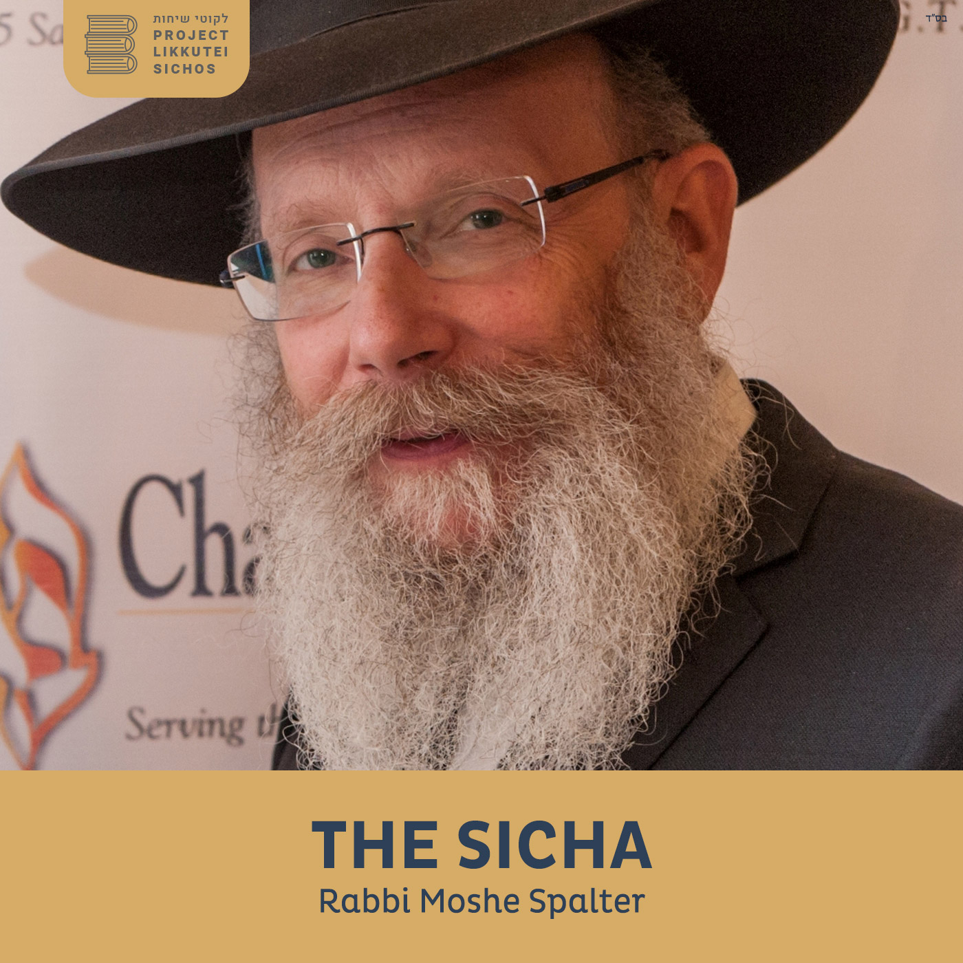 Show artwork for The Sicha, Rabbi Moshe Spalter
