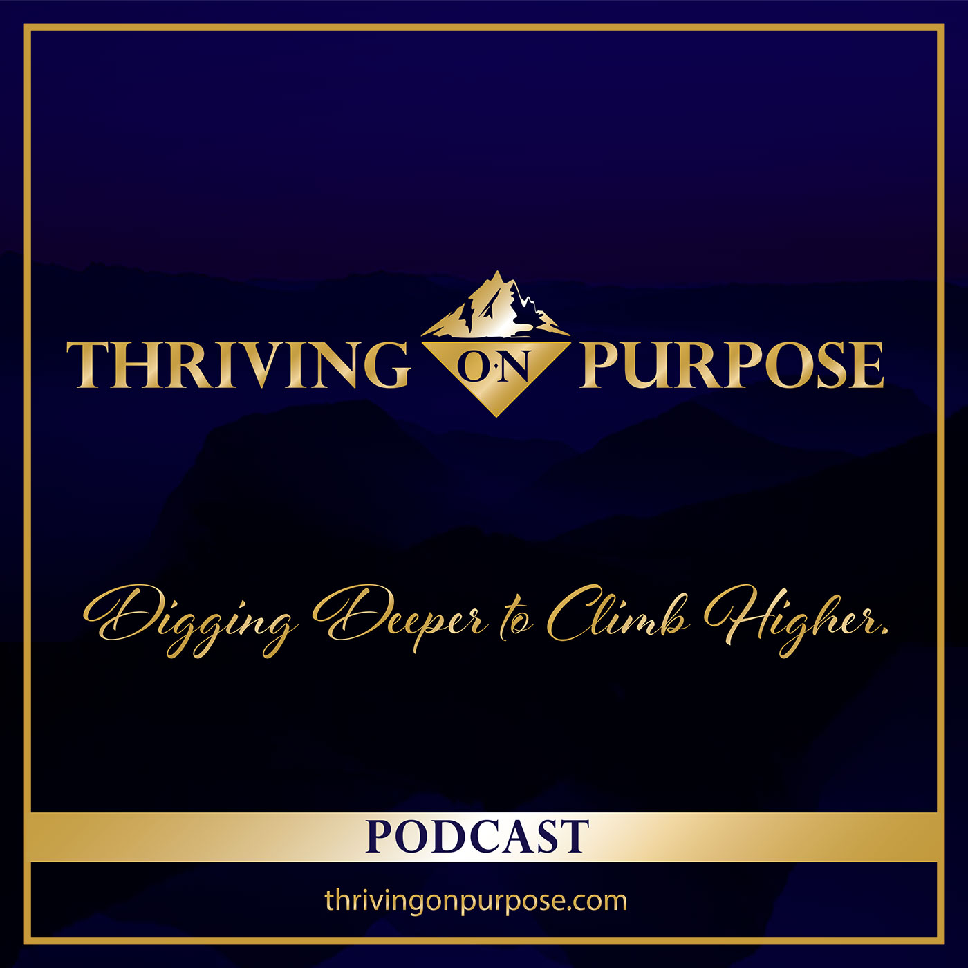 Show artwork for Thriving on Purpose Podcast