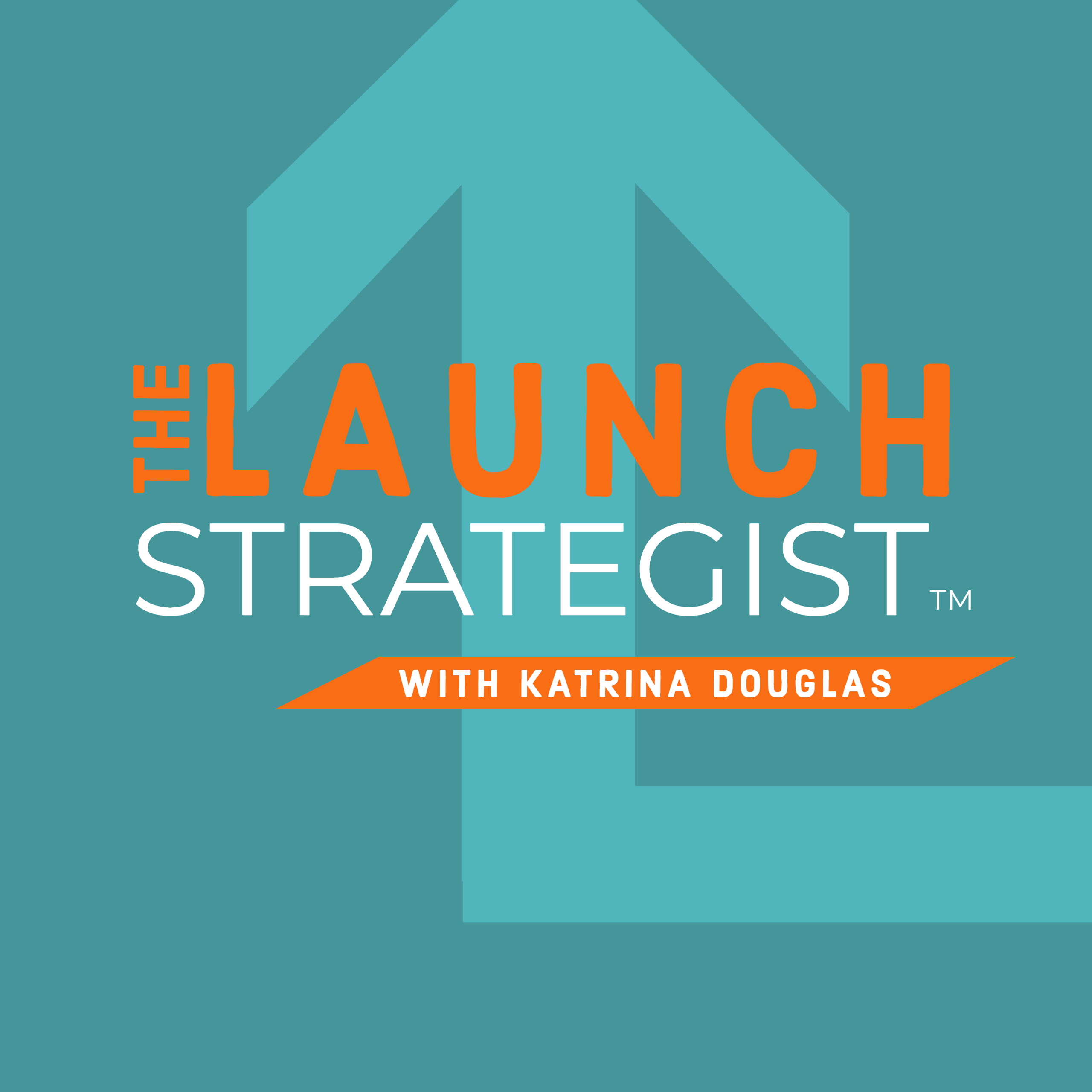 Show artwork for The Launch Strategist
