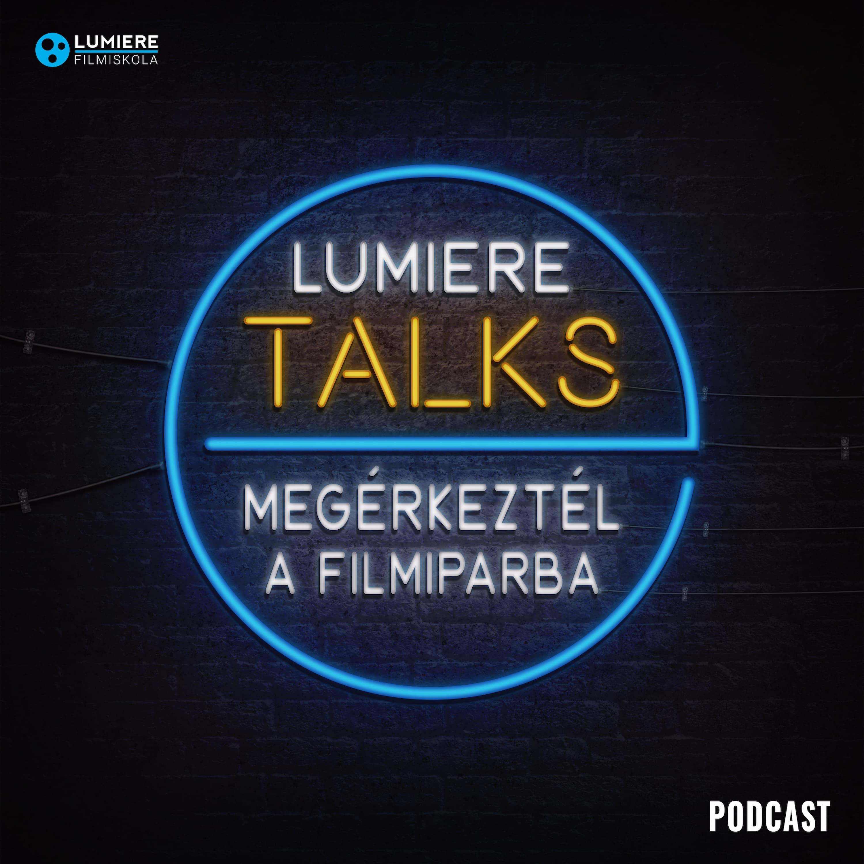 Artwork for podcast Lumiere Talks