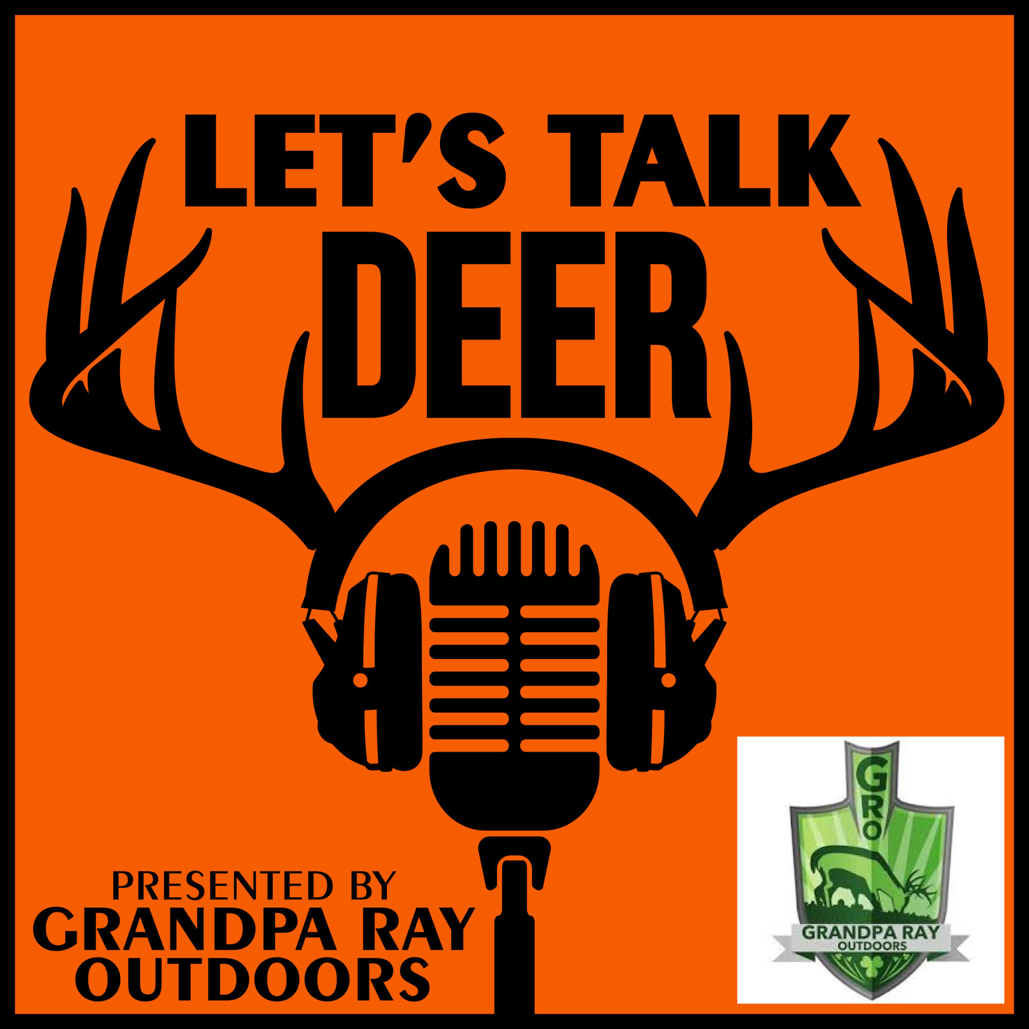 Show artwork for Let's Talk Deer - Hosted by Bruce Hutcheon