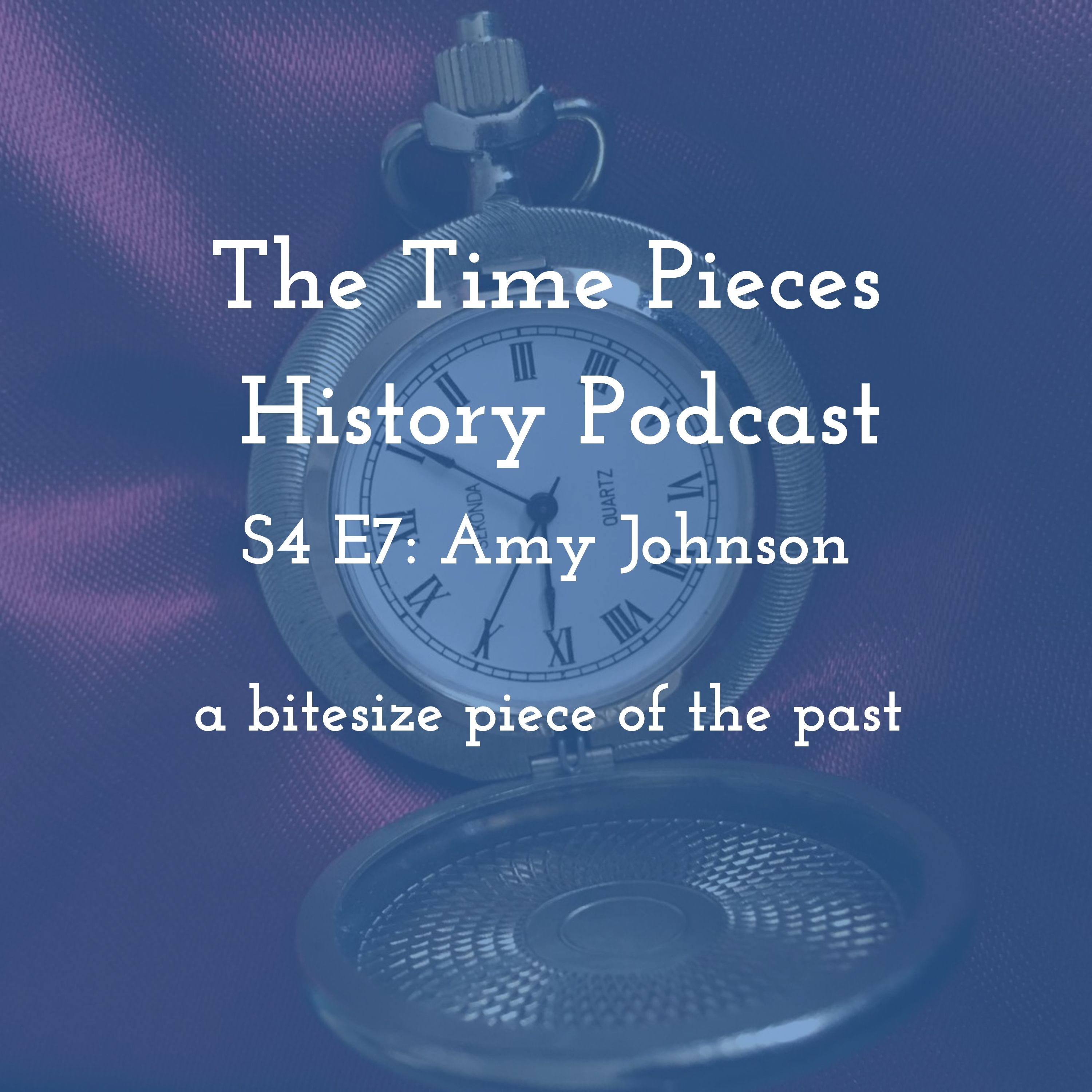 Artwork for podcast Time Pieces History