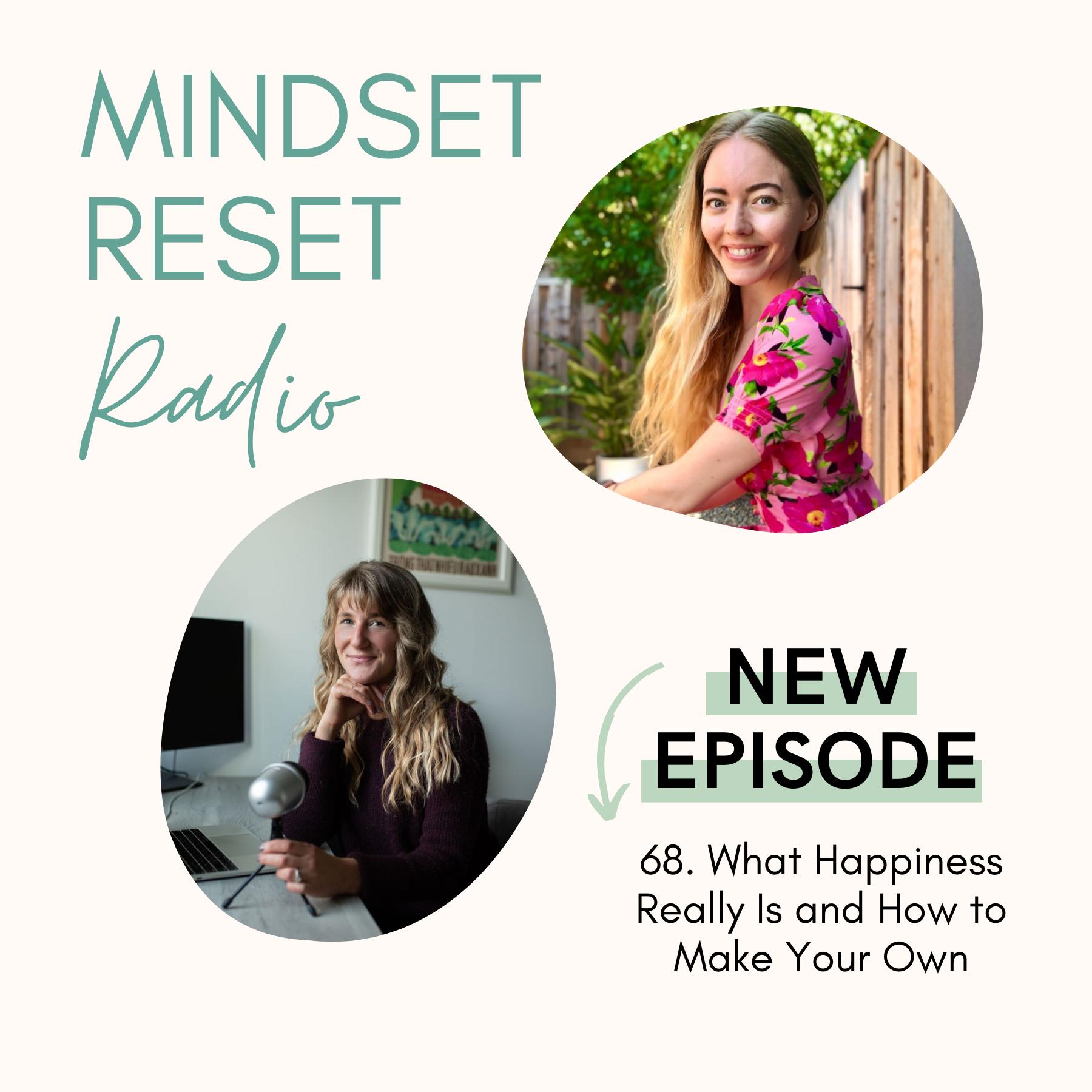 Artwork for podcast Mindset Reset Radio