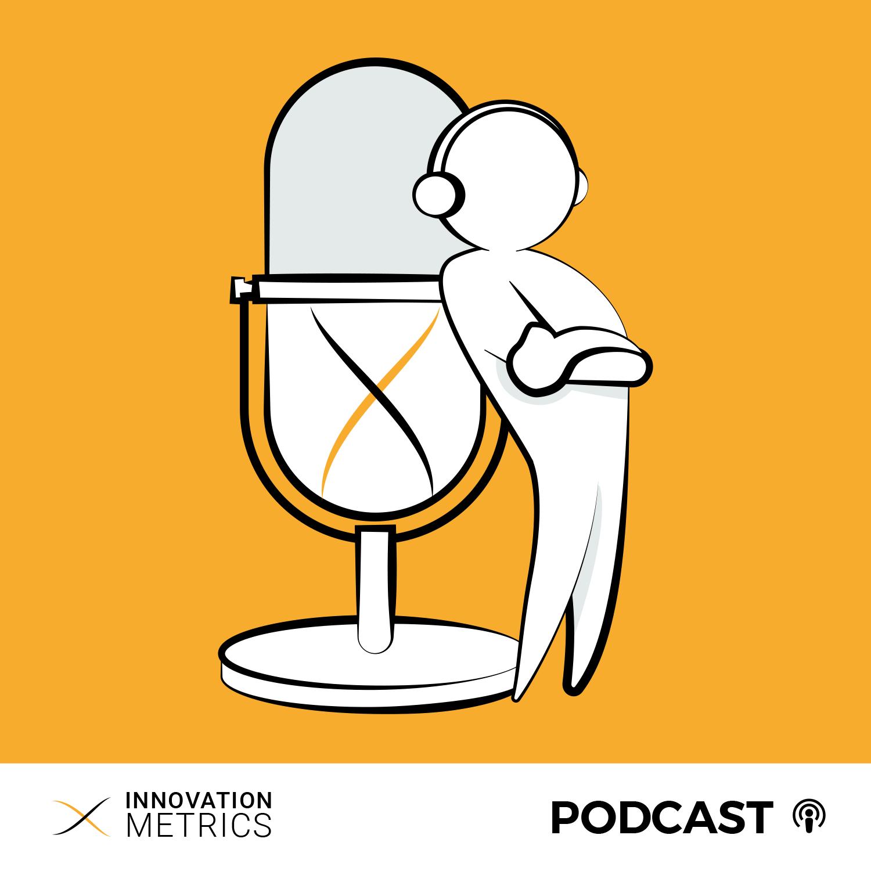 Artwork for podcast Innovation Metrics