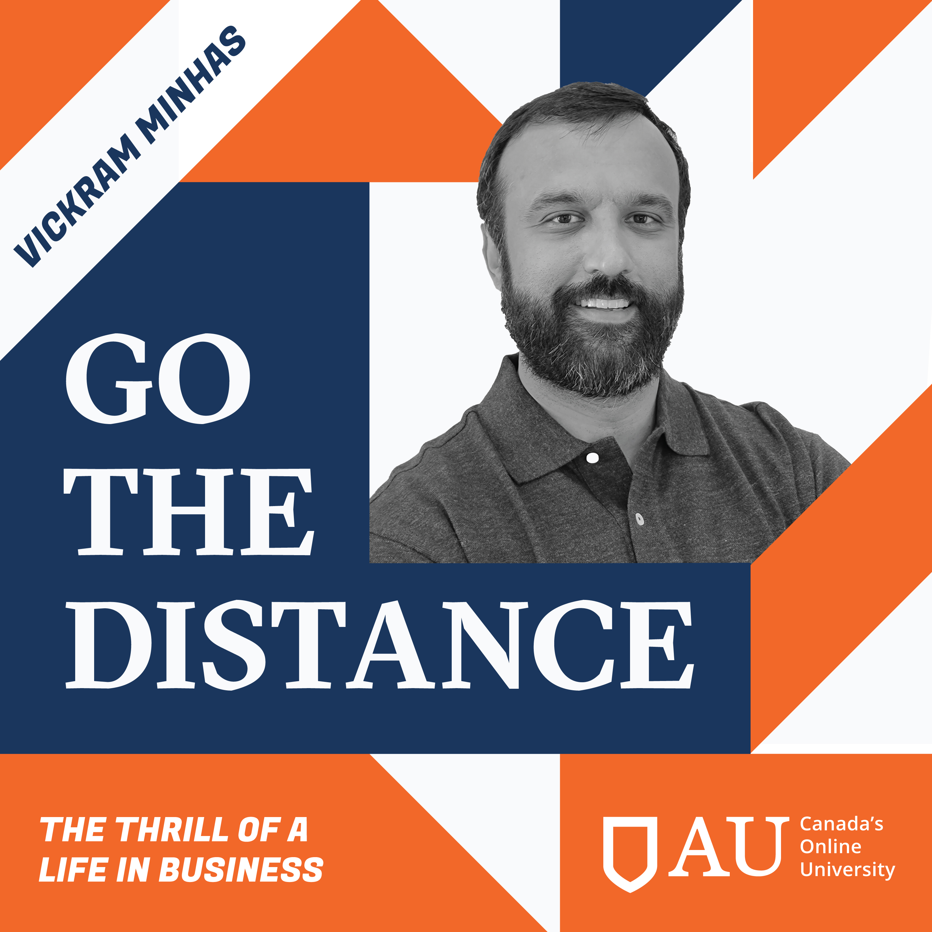 Artwork for podcast Go the Distance