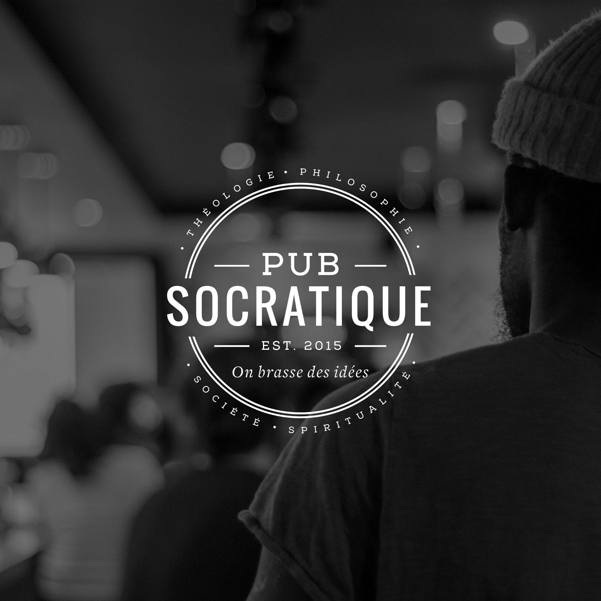 Artwork for podcast Pub Socratique