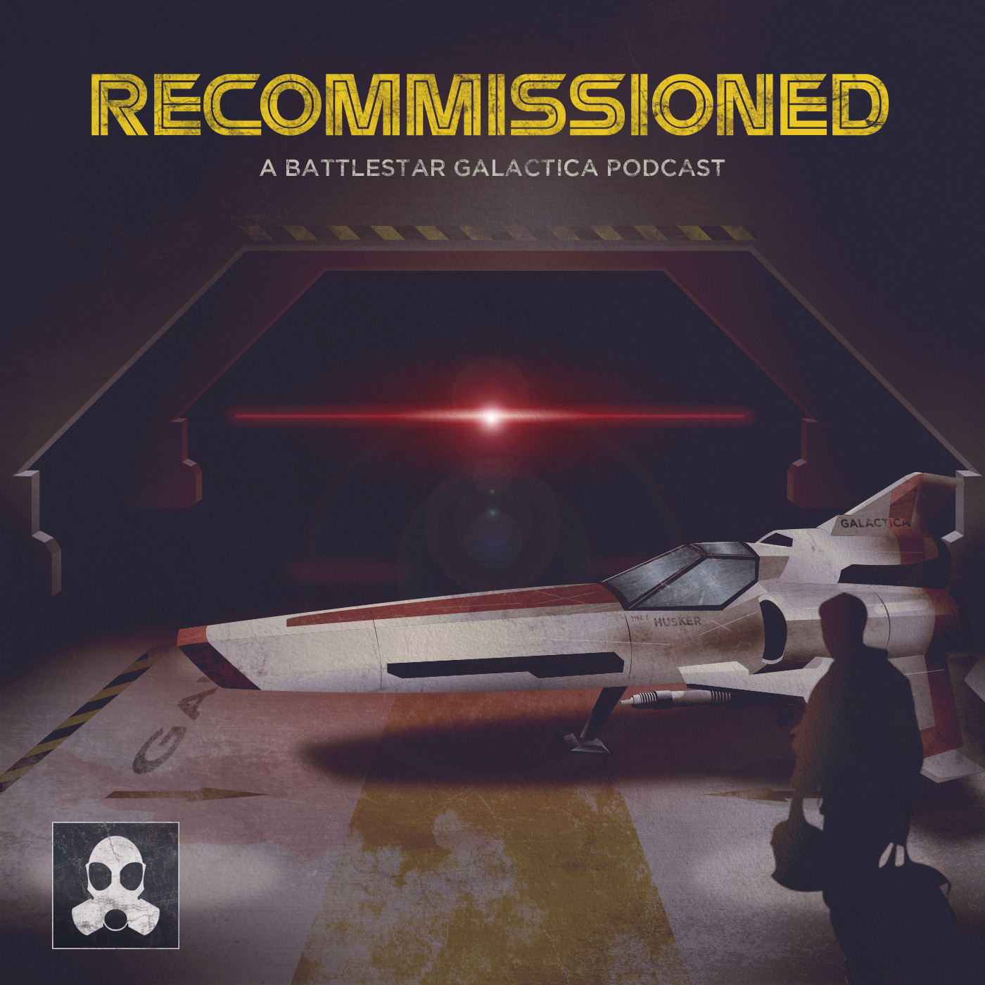 Artwork for podcast Recommissioned: A Battlestar Galactica Podcast