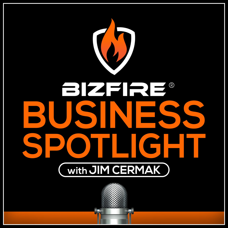 Artwork for podcast Bizfire Business Spotlight