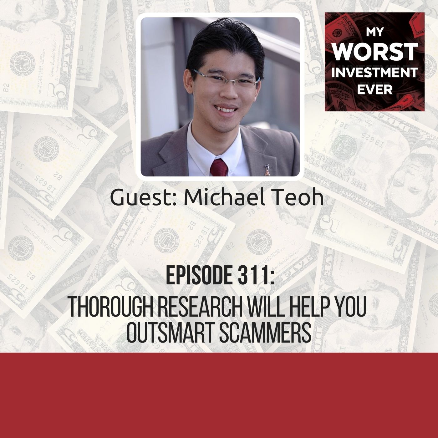 Michael Teoh – Thorough Research Will Help You Outsmart Scammers
