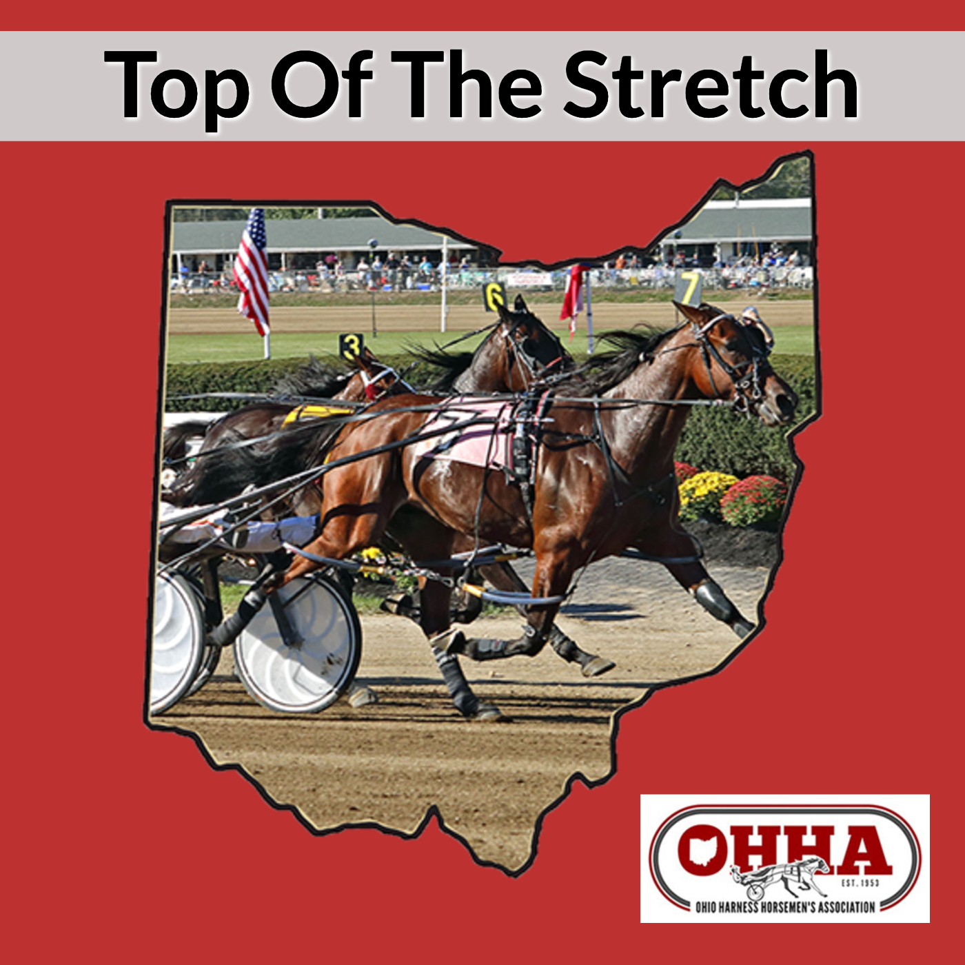 Show artwork for Top of the Stretch