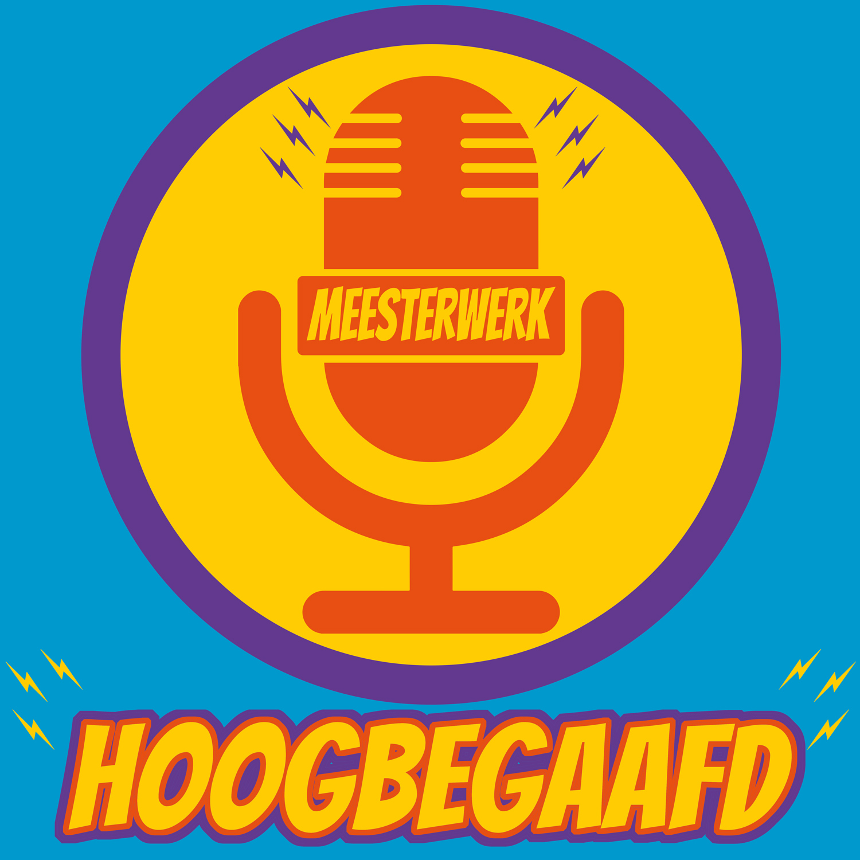 Show artwork for Meesterwerk Hoogbegaafd