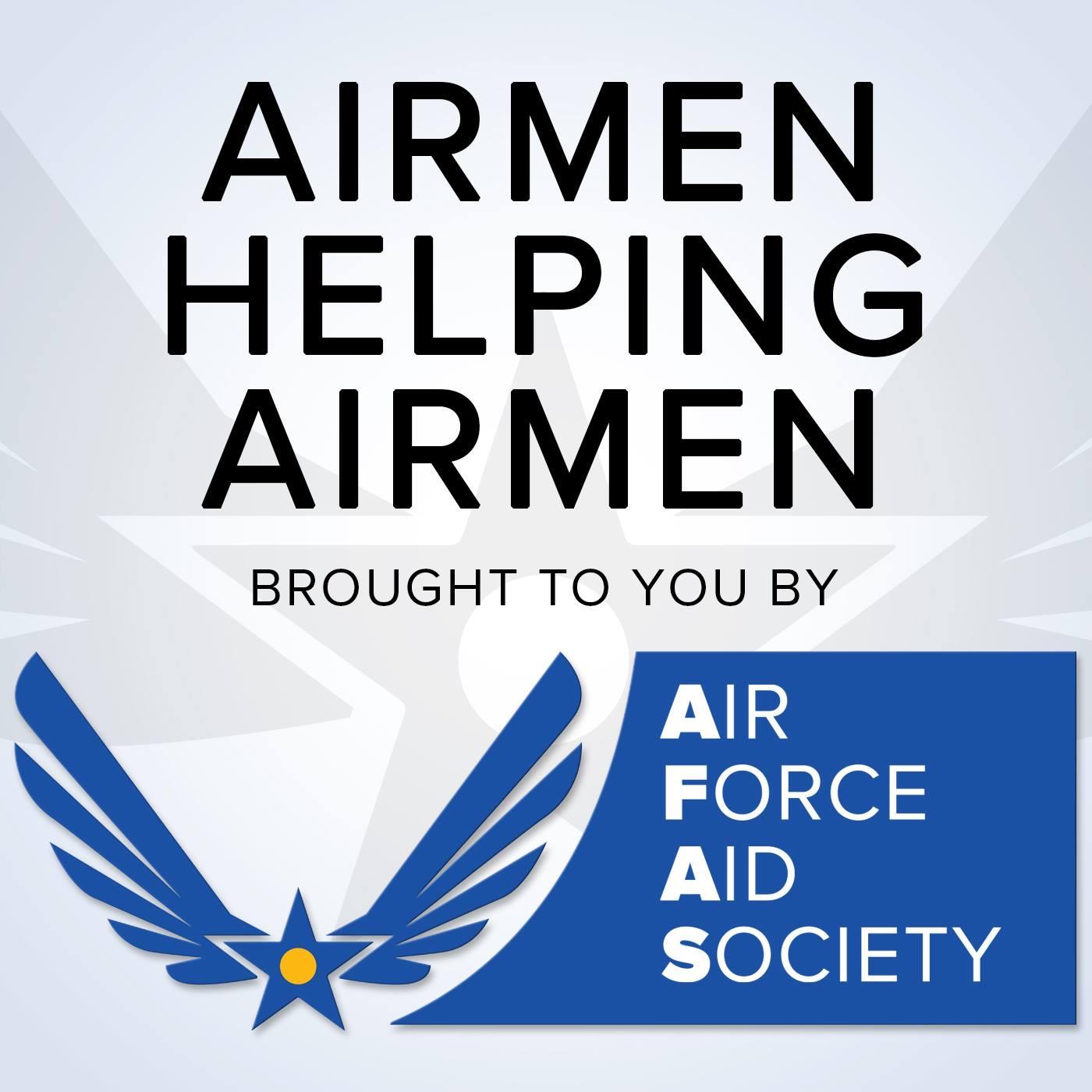 Artwork for podcast Airmen Helping Airmen