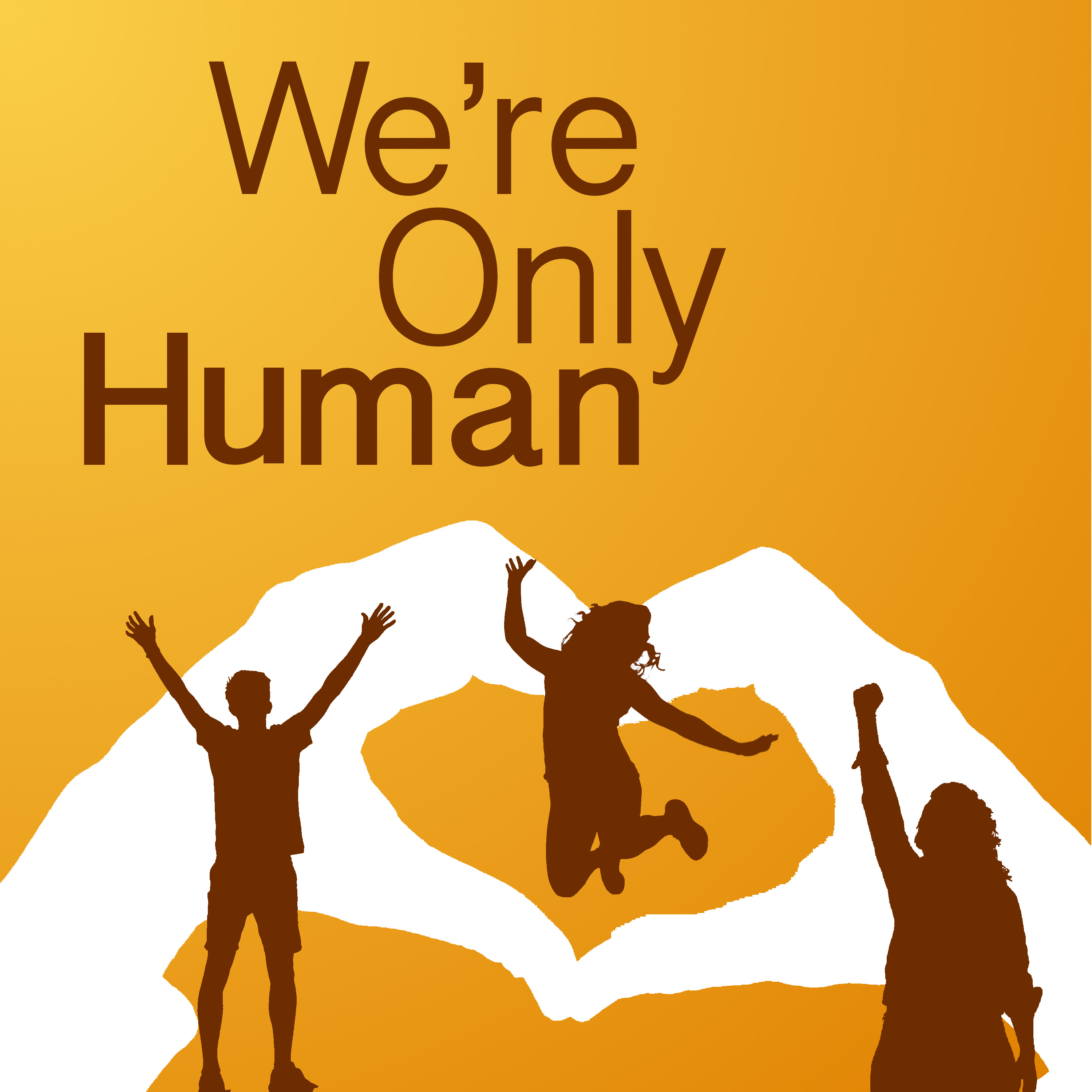 Artwork for podcast We're Only Human