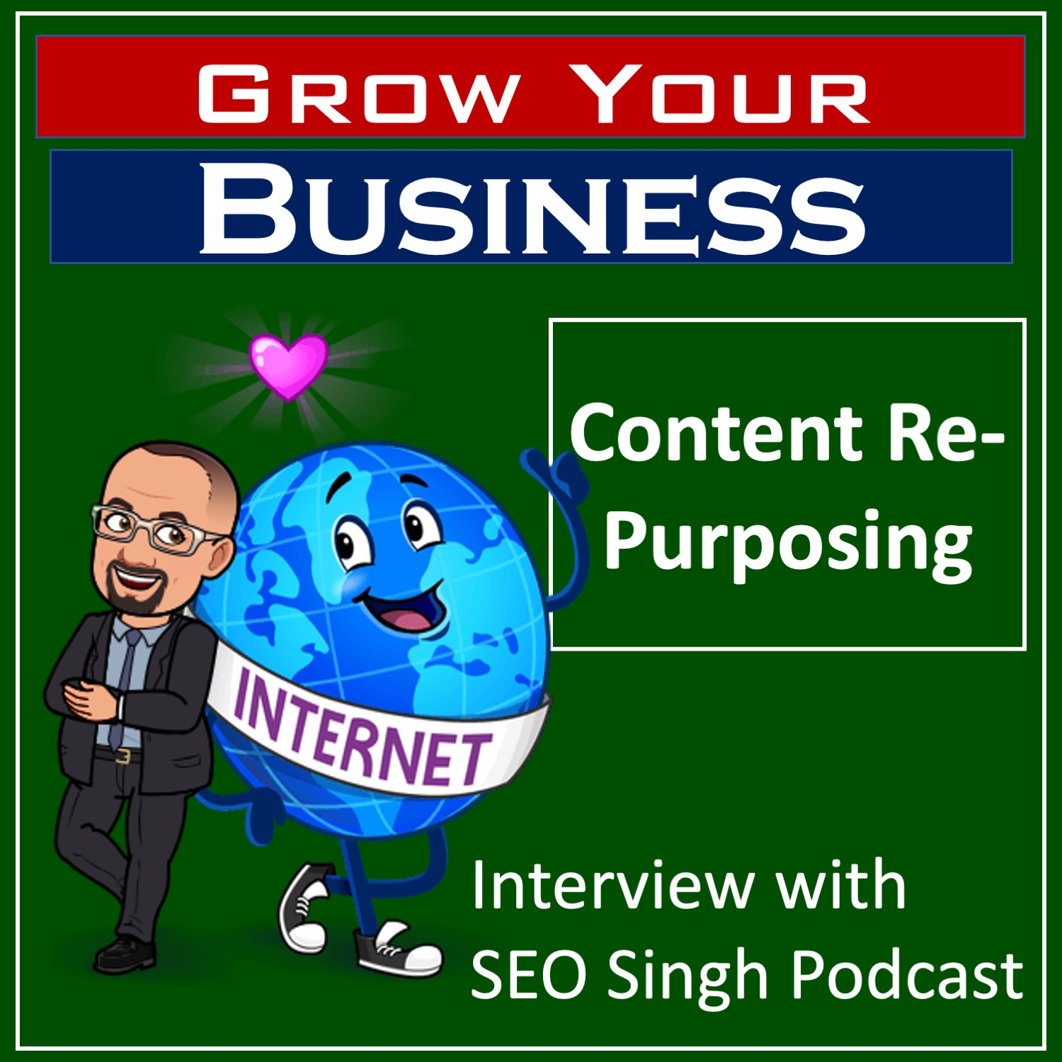 Content Marketing Tips - How To Repurpose Your Content - Interview with Seo Singh