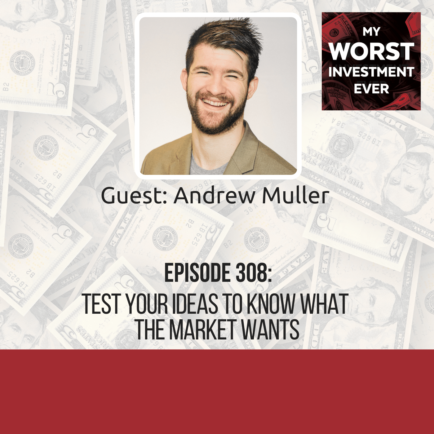 Andrew Muller – Test Your Ideas to Know What the Market Wants