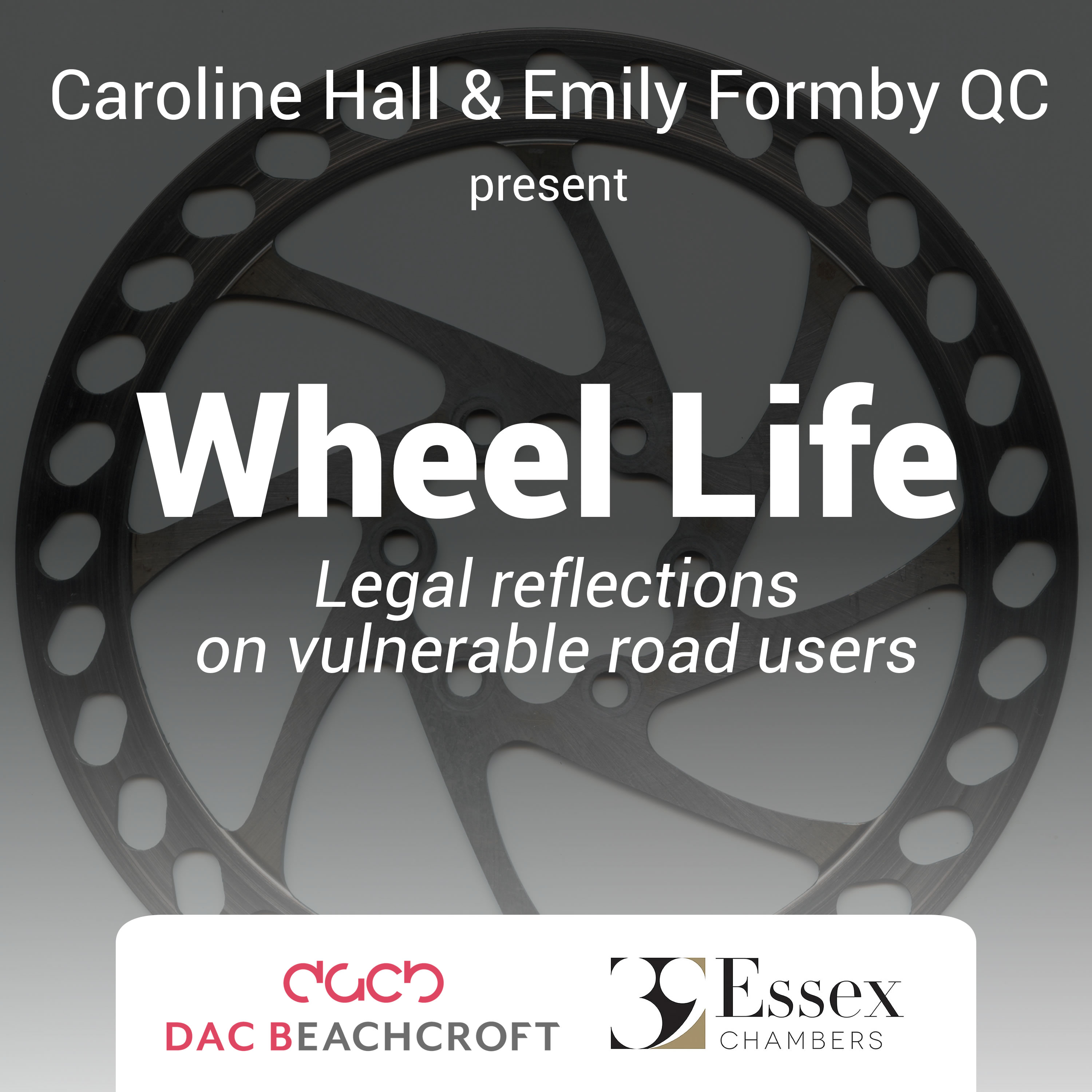 Artwork for podcast Wheel Life: Legal reflections on vulnerable road users