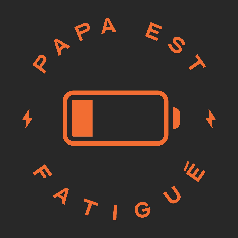 Show artwork for Papa est fatigue