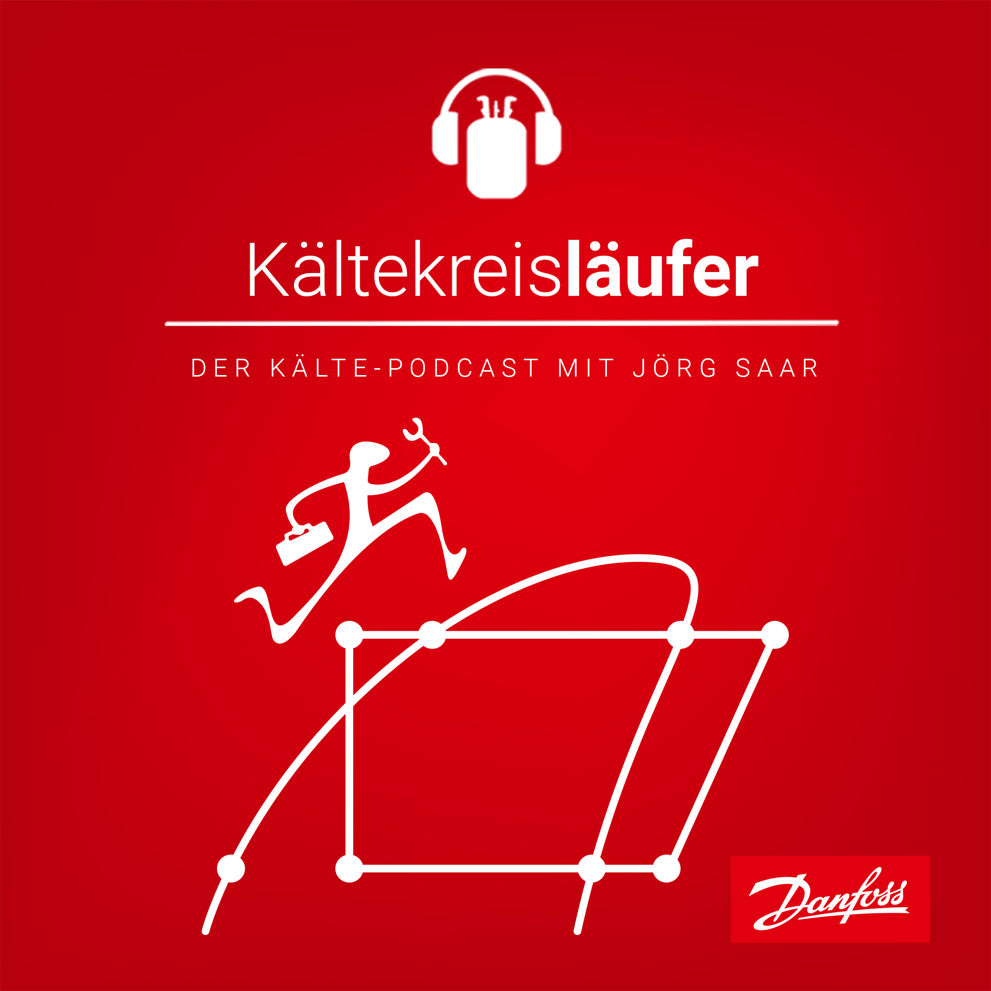Show artwork for Der Kältekreisläufer mit Jörg Saar
