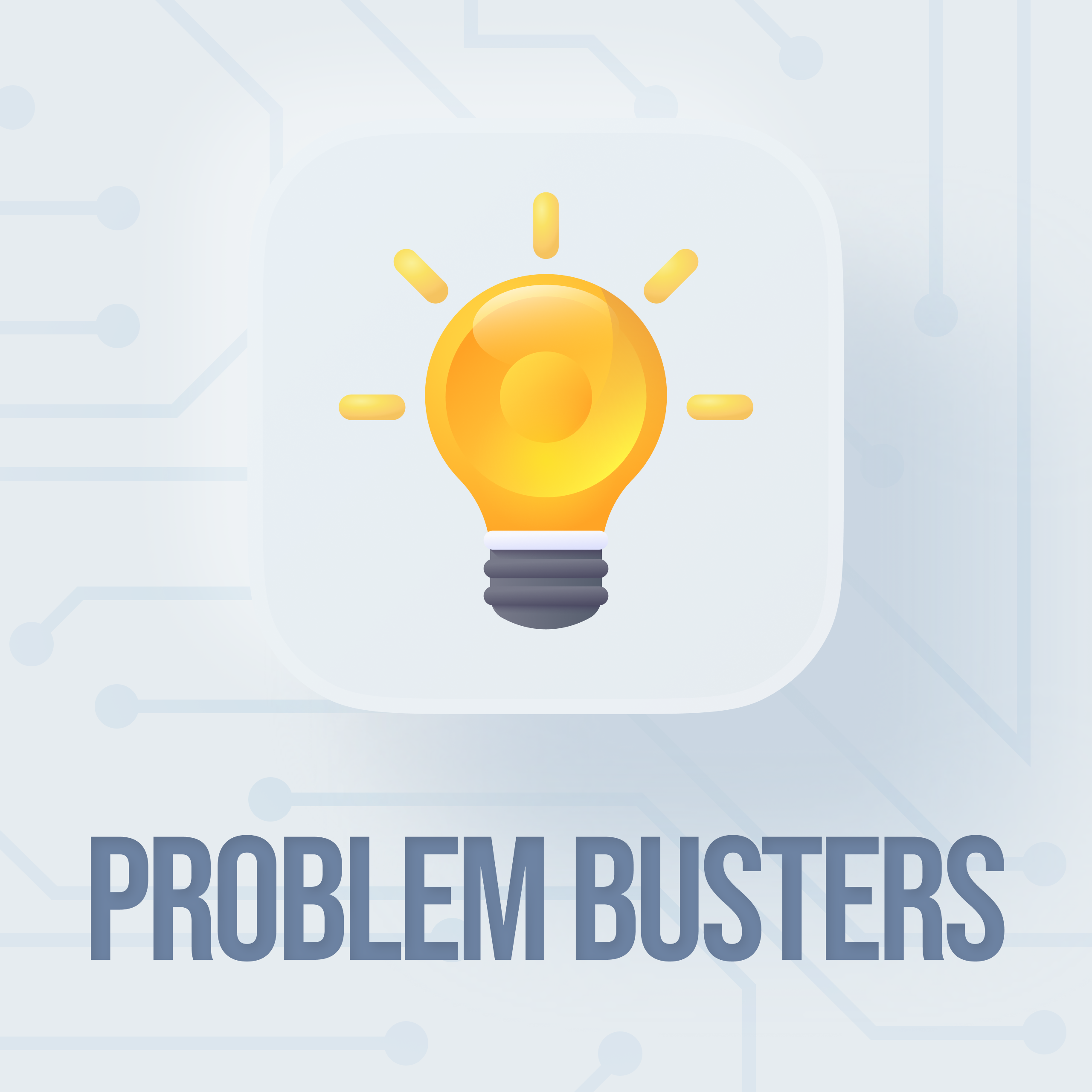 Show artwork for Problem Busters