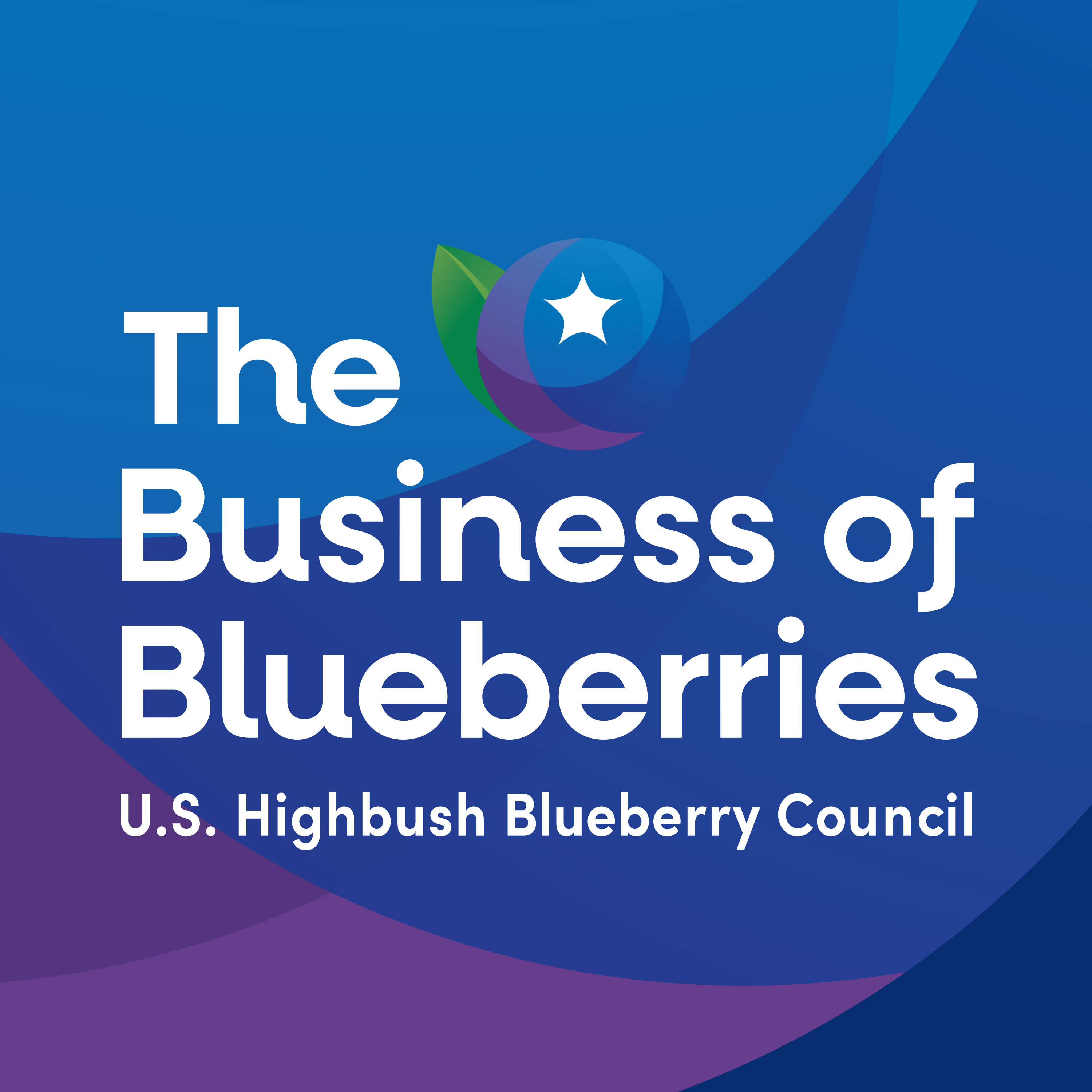 Artwork for podcast The Business of Blueberries