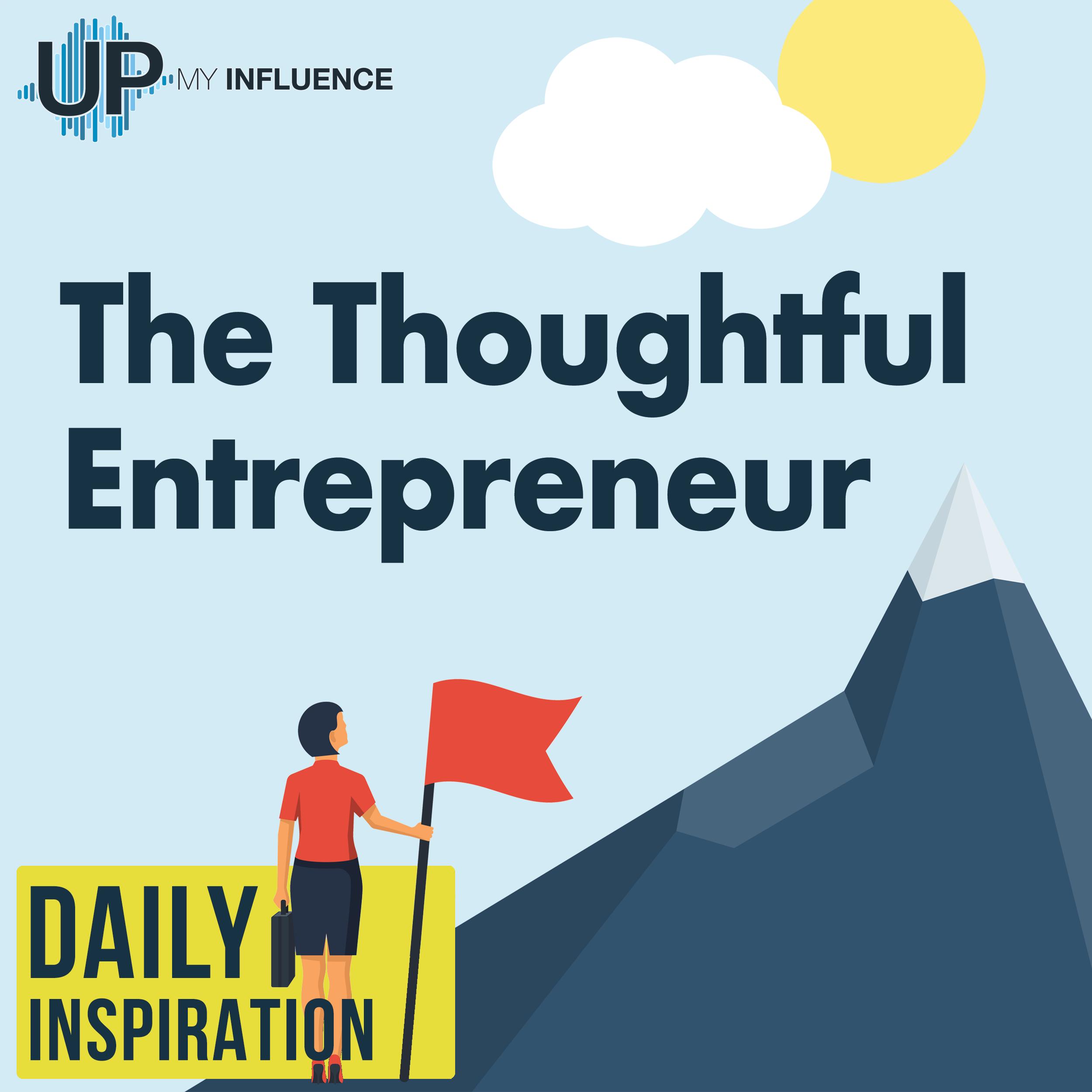 Artwork for podcast The Thoughtful Entrepreneur