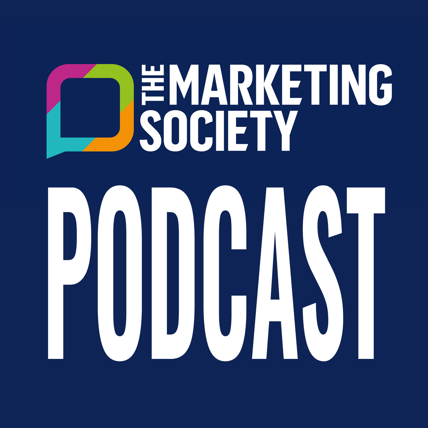 Show artwork for The Marketing Society podcast