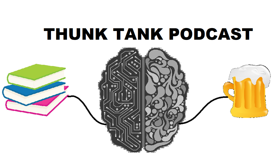 Artwork for podcast Thunk Tank Podcast