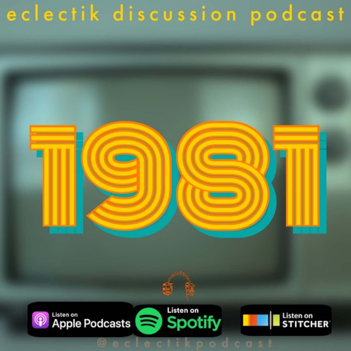 Artwork for podcast eclectik Discussion Podcast