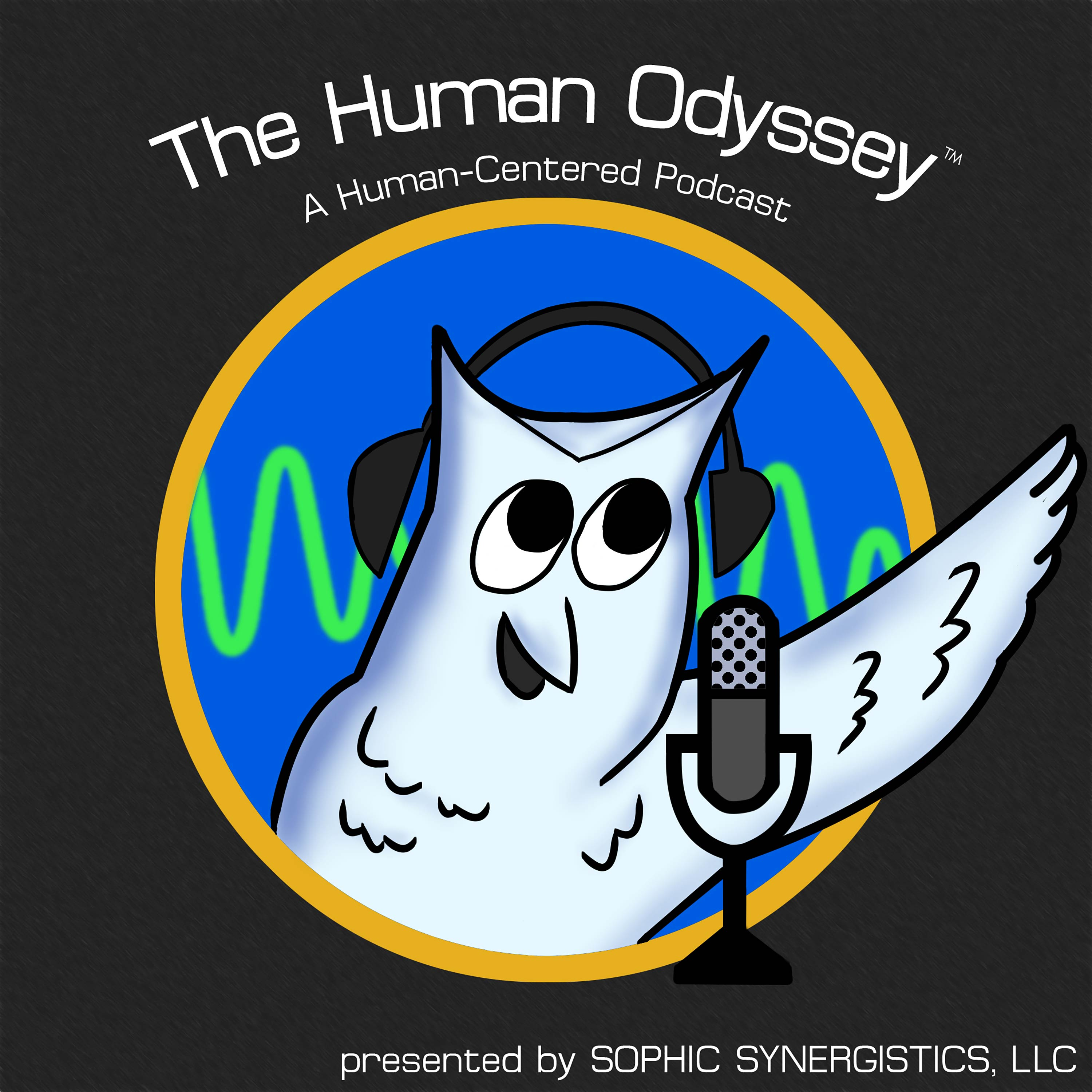 Artwork for podcast The Human Odyssey
