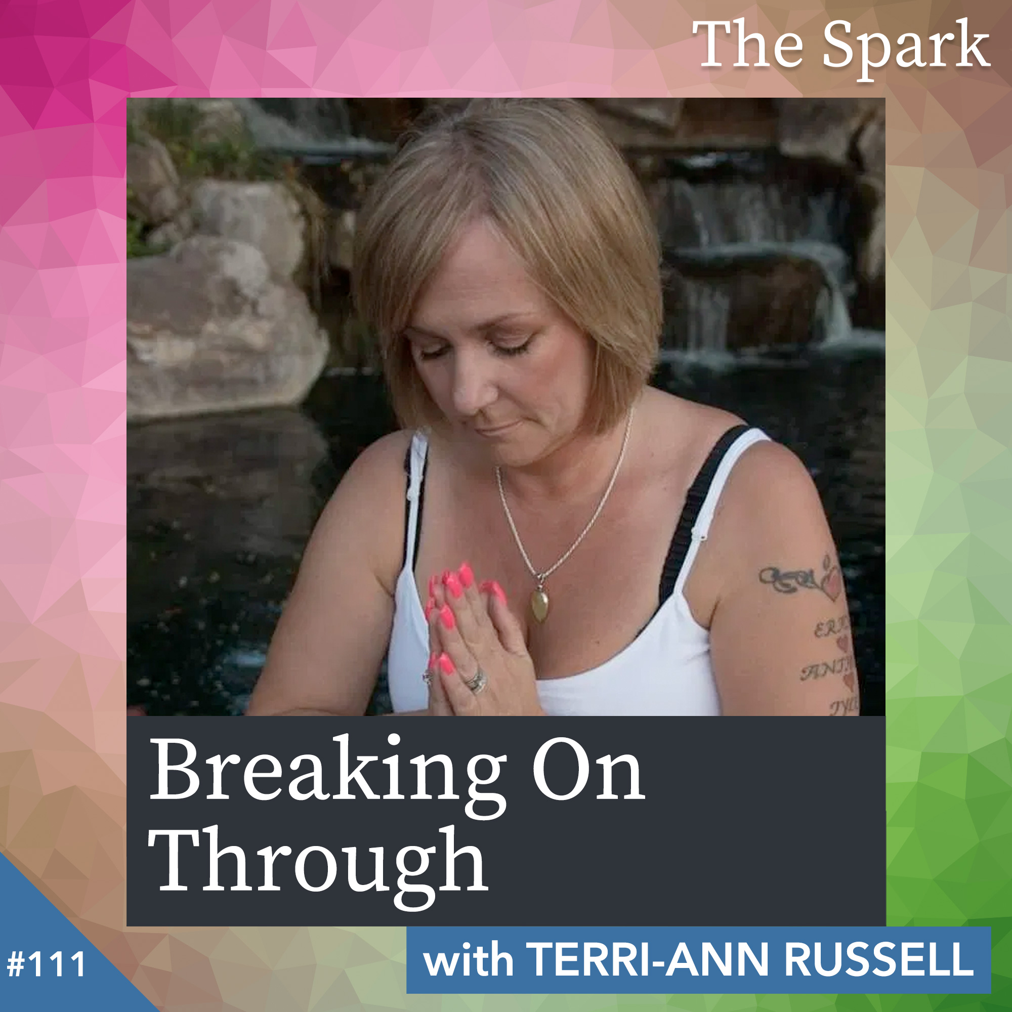 Breaking On Through with Terri-Ann Russell