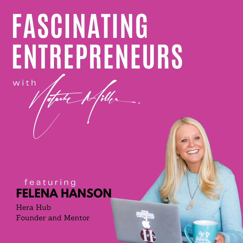 Artwork for podcast Fascinating Entrepreneurs