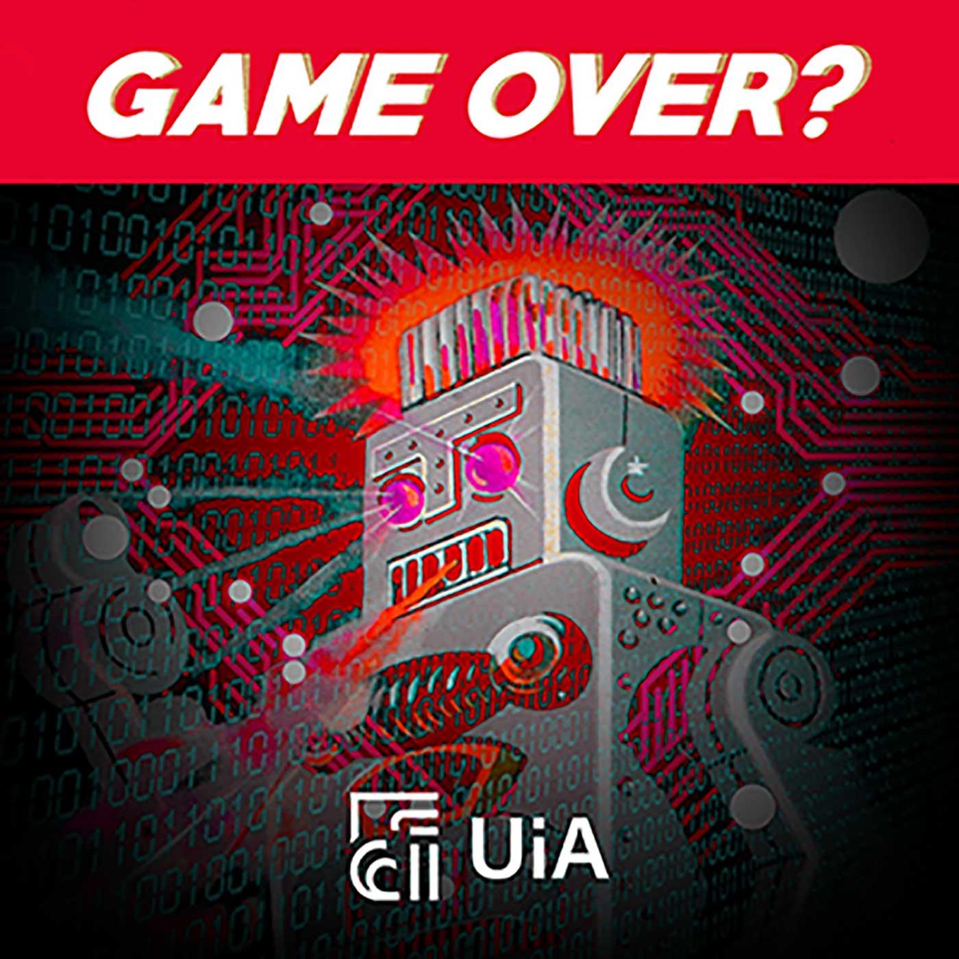 Artwork for podcast Game over?