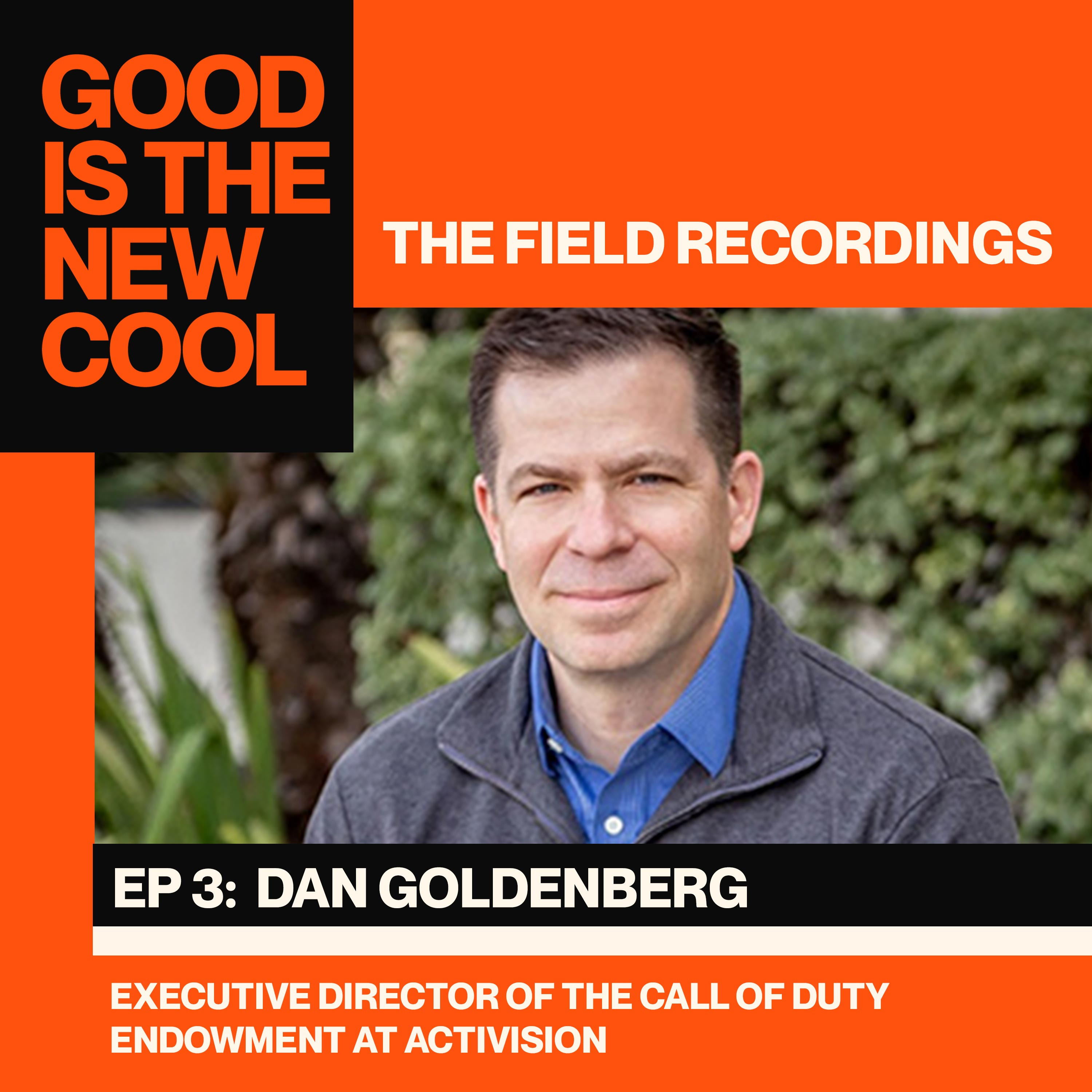 Artwork for podcast Good Is The New Cool