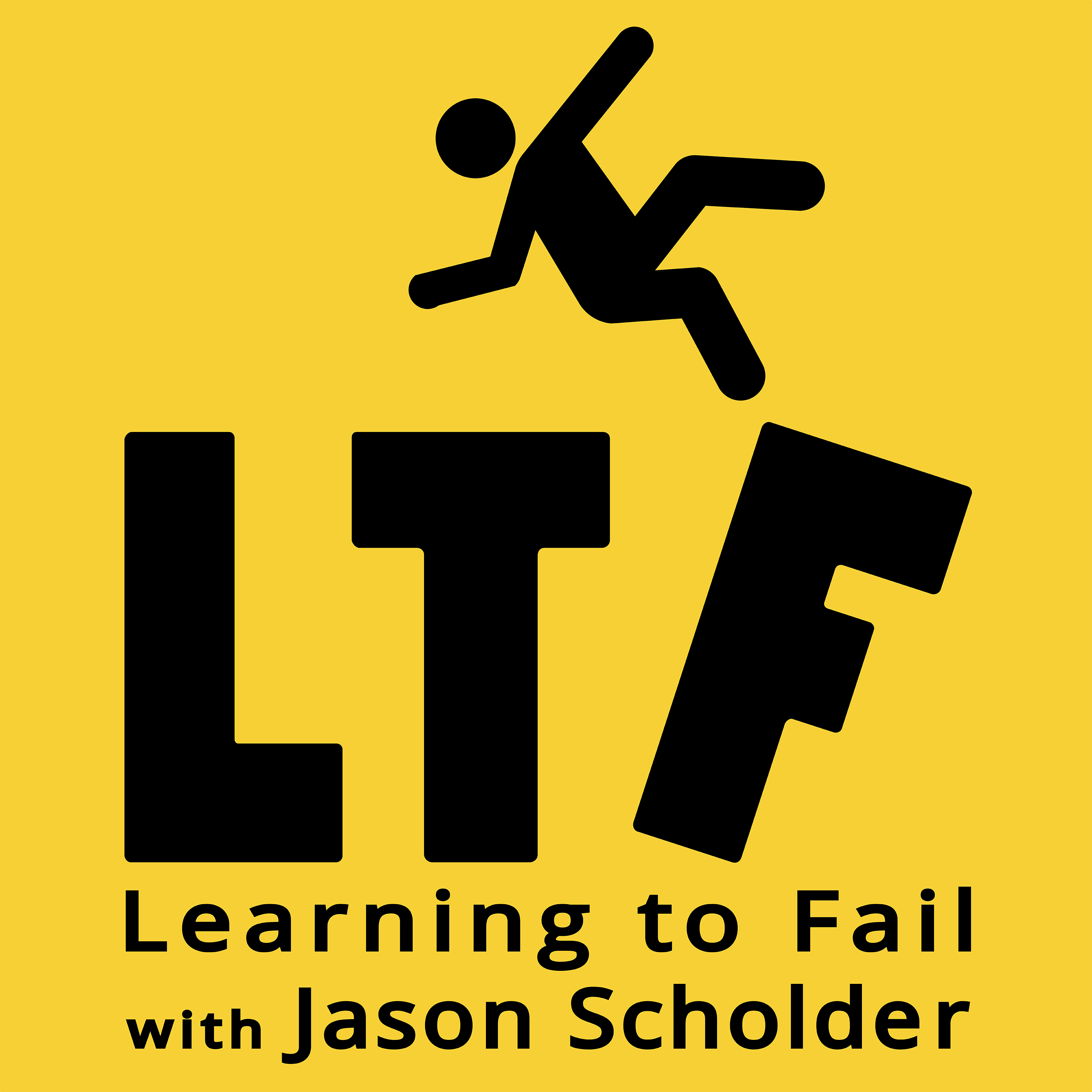 Artwork for podcast Learning To Fail