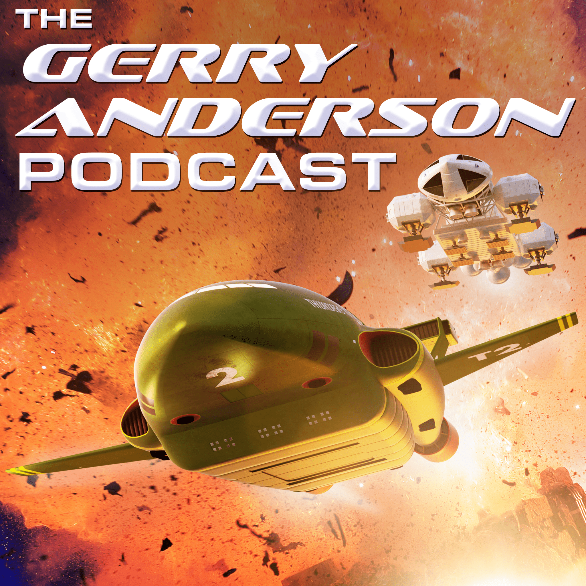 Show artwork for The Gerry Anderson Podcast