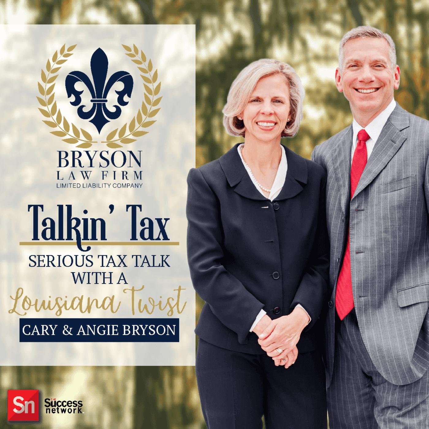 Show artwork for Talkin' Tax